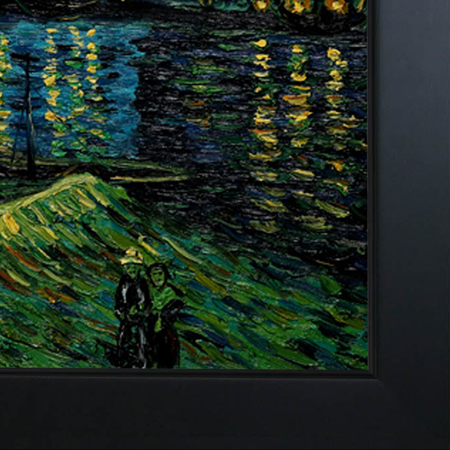art criticism vincent van gogh s starry night Van gogh, the eldest of six children of a protestant pastor, was born and reared in a small village in the brabant region of the southern netherlands he was a quiet, self-contained youth, spending his free time wandering the countryside to observe nature at 16 he was apprenticed to the hague.