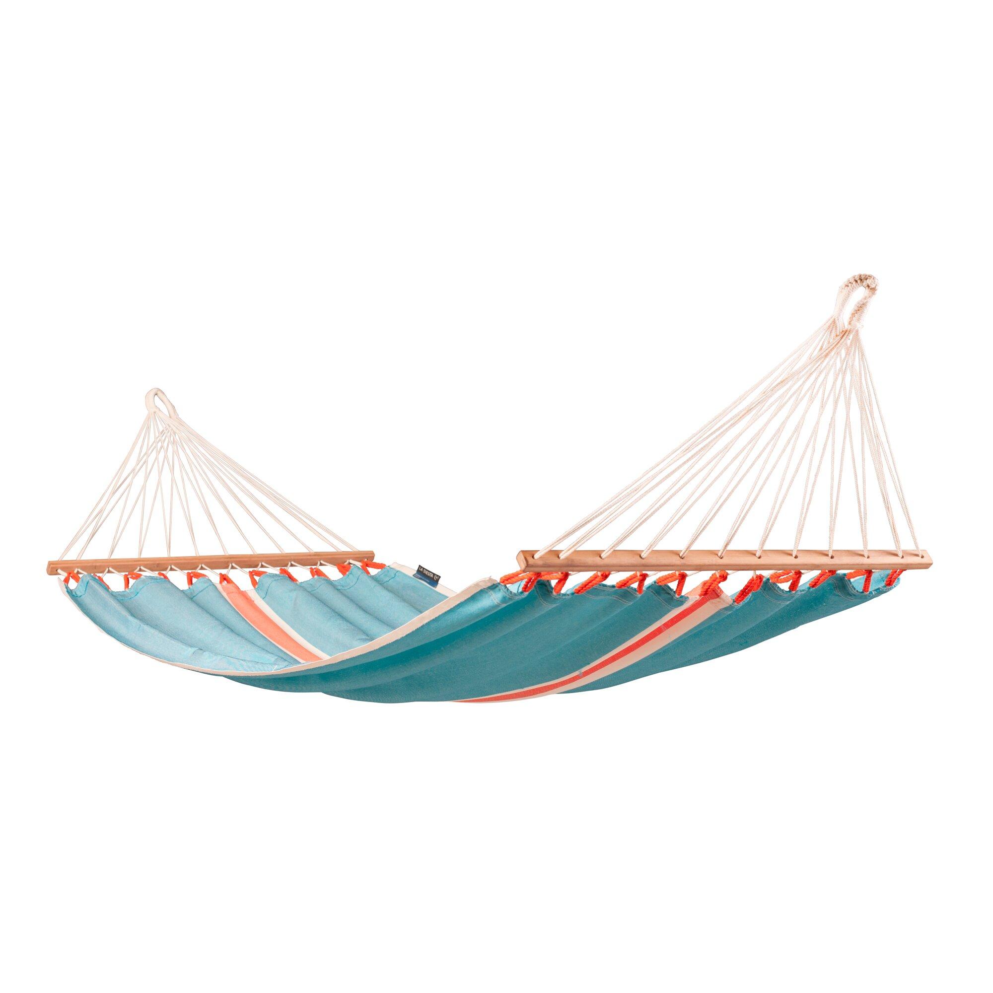 Single spreader bar hammock