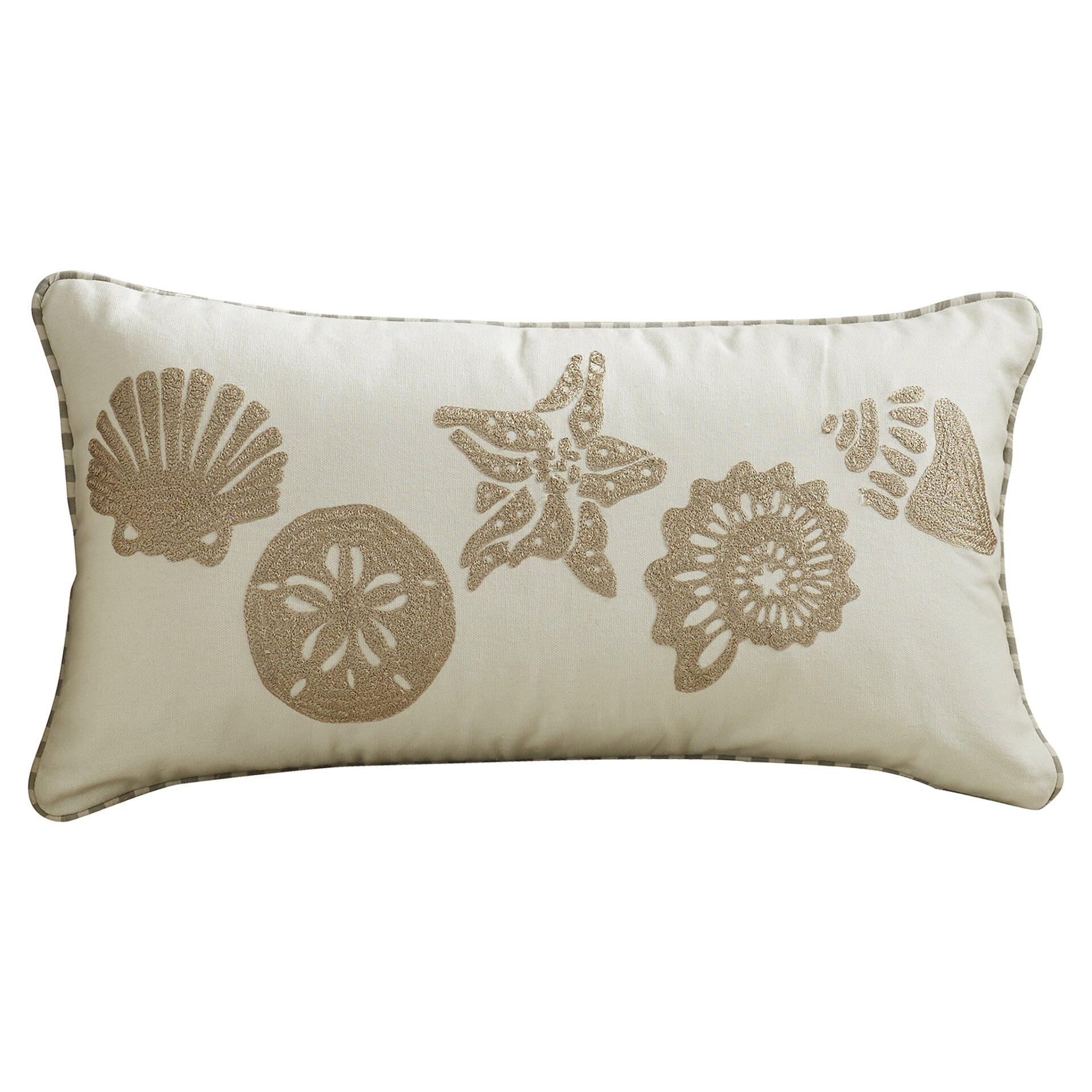 Beachcrest Home Delray Beach Lumbar Pillow Amp Reviews Wayfair