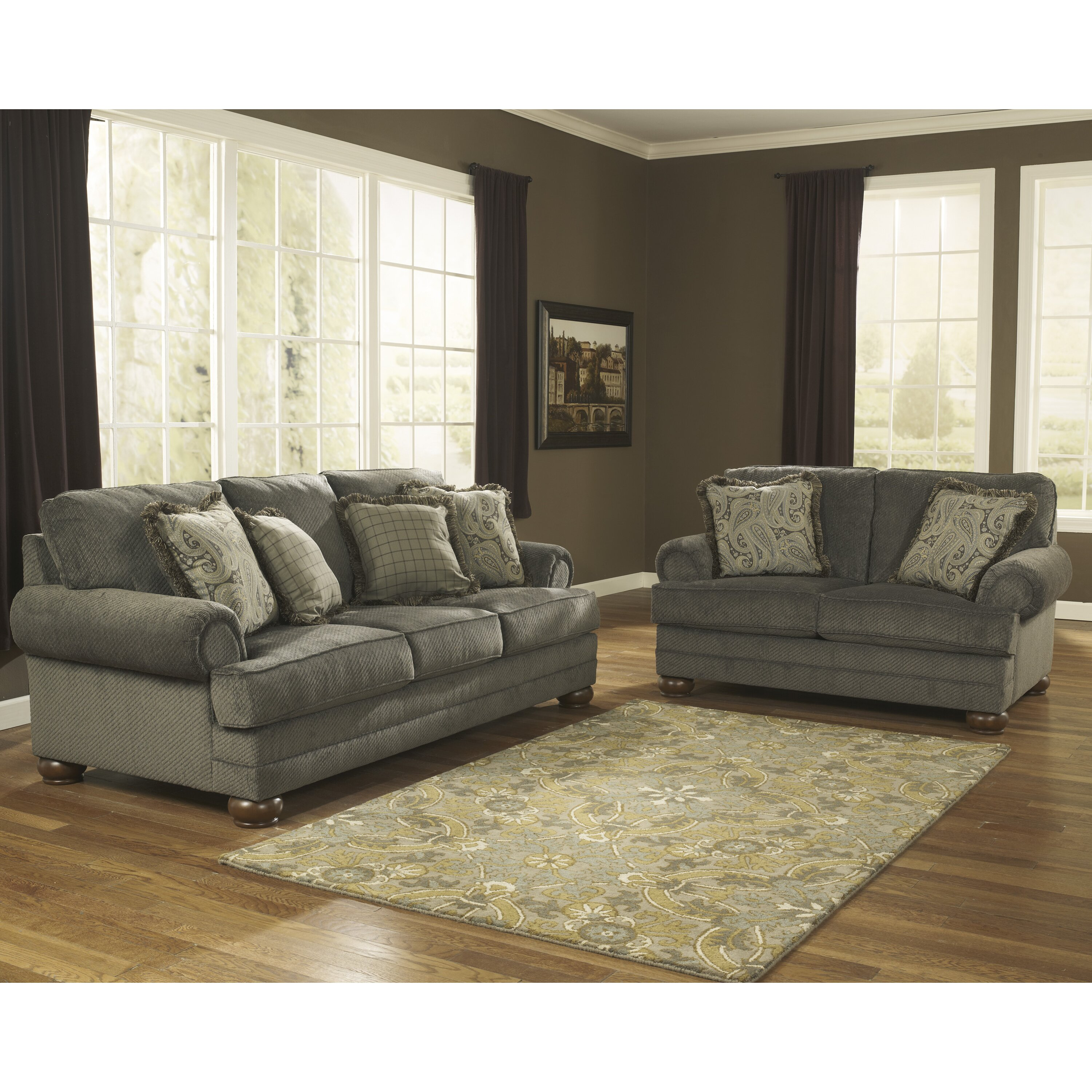 Signature Design By Ashley Hatton Living Room Collection