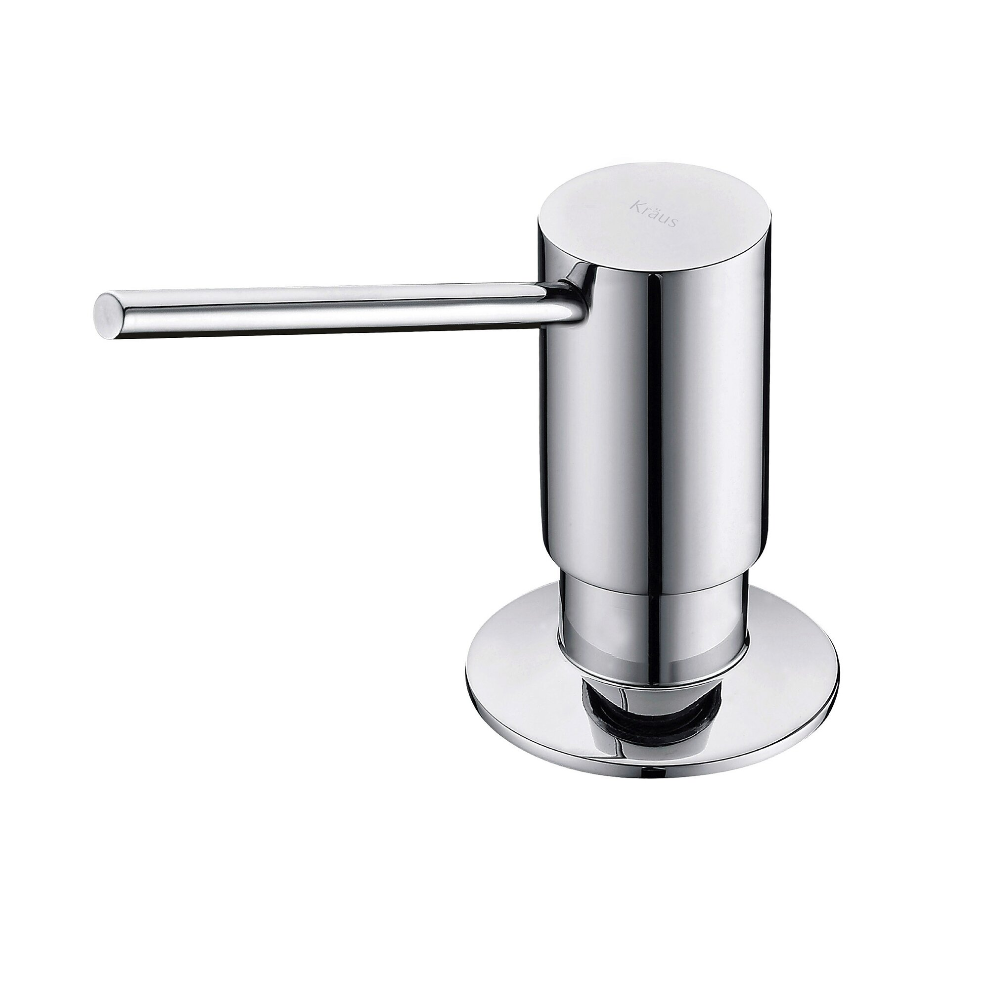 Kraus Faucets Reviews : Kraus Oletto Commercial Style Kitchen Faucet w Bar/Prep Faucet with ...
