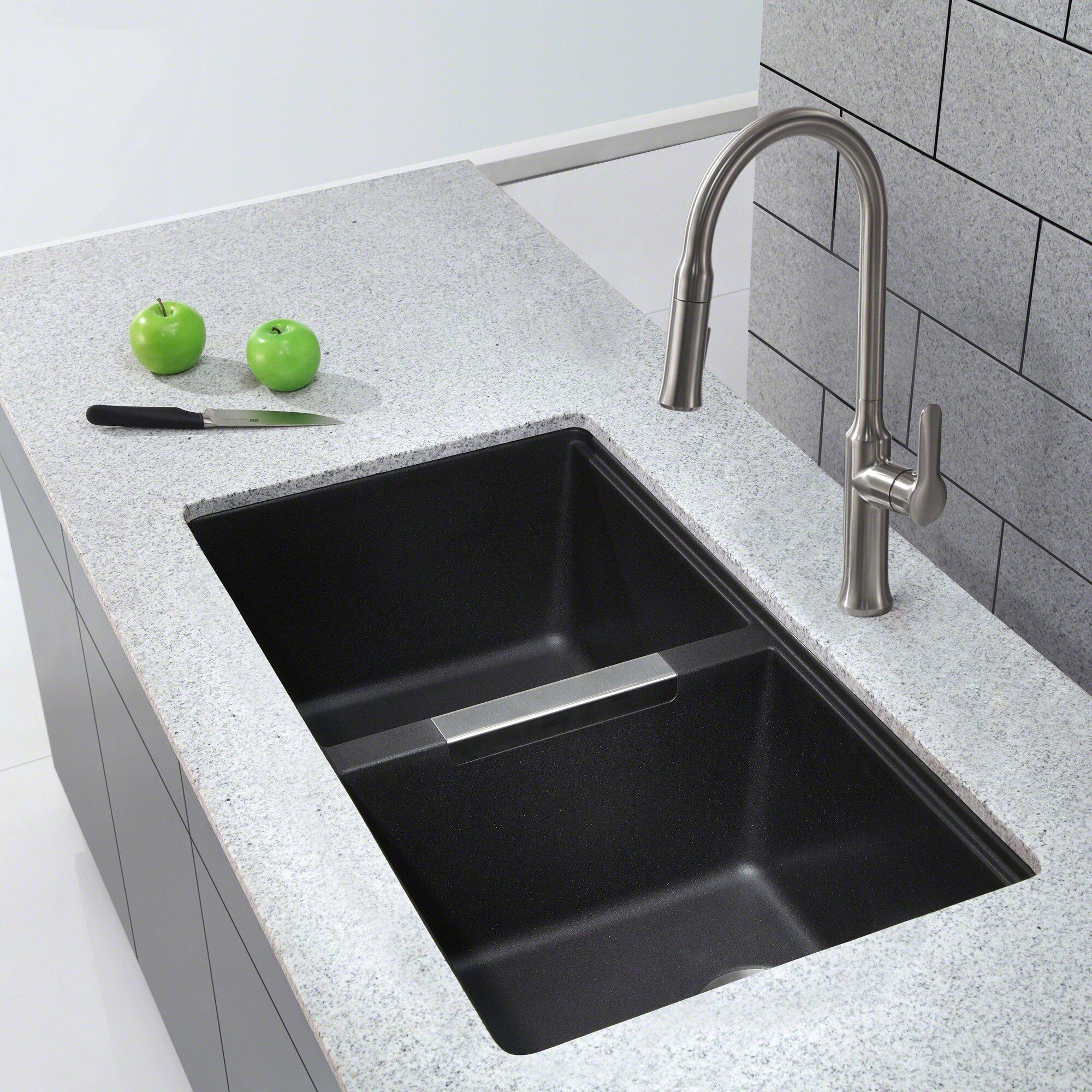 Kraus Kitchen Sinks Canada : Kraus 32.5