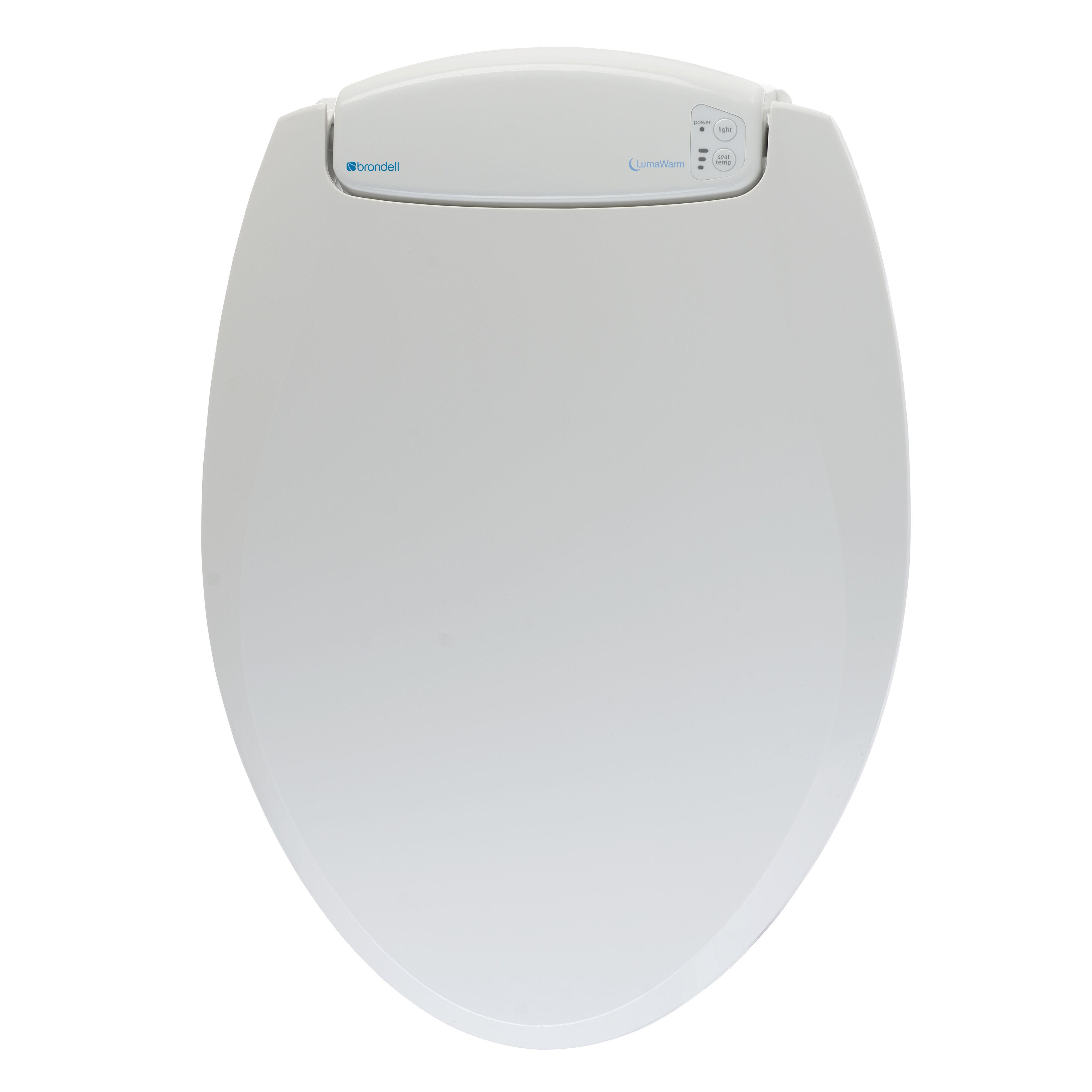 Brondell Lumawarm Heated Nightlight Toilet Seat Amp Reviews