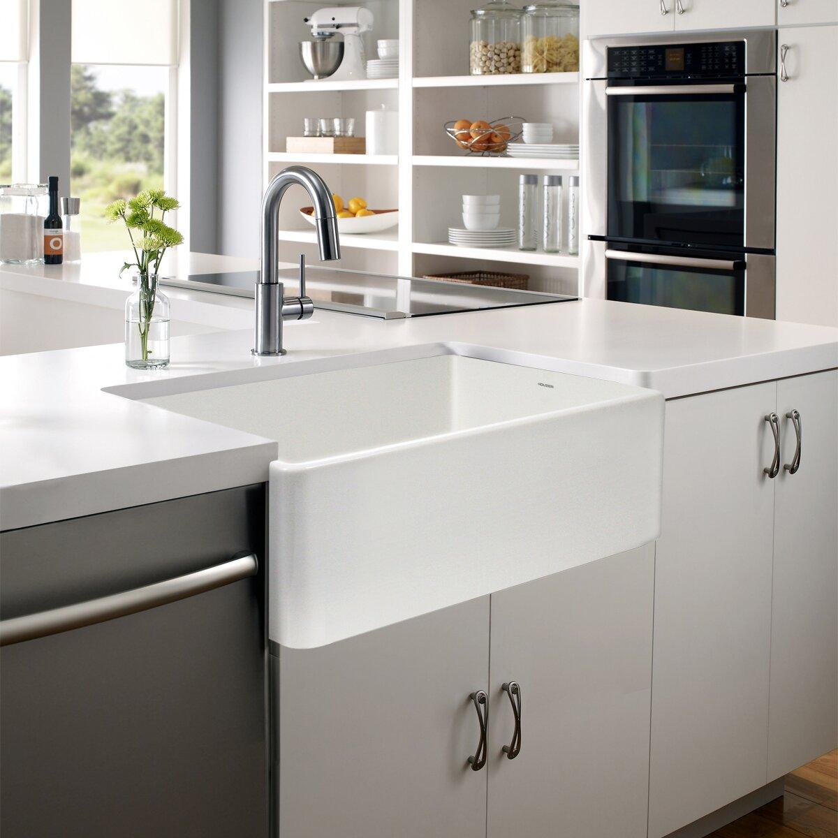 Drop In Farmhouse Kitchen Sink Apron Front Farmhouse Kitchen Sinks Best Kitchen Ideas 2017