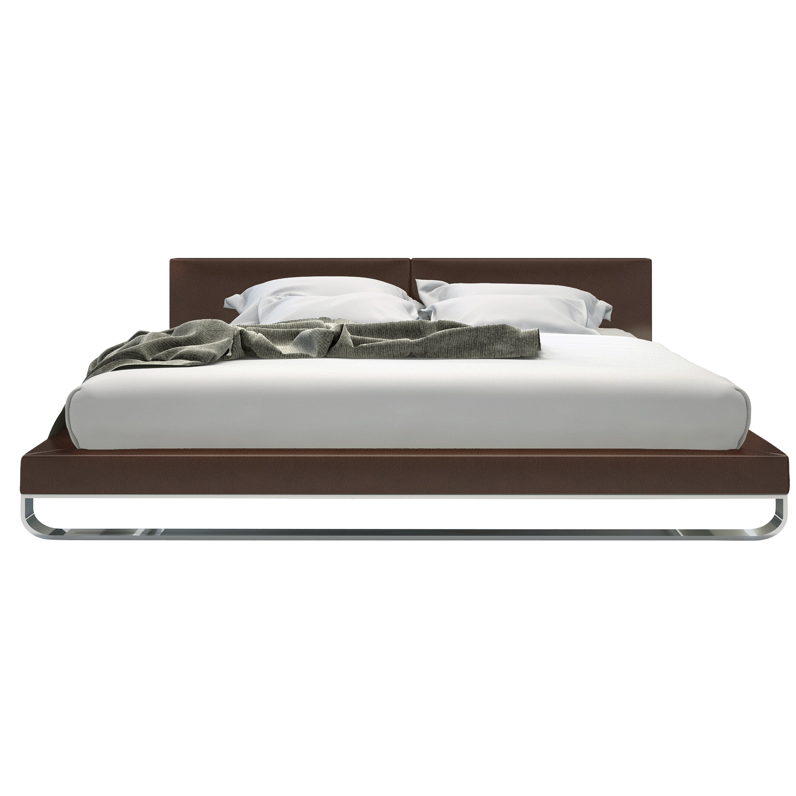 Modloft Chelsea Platform Customizable Bedroom Set. Chelsea Platform Customizable Bedroom Set   Reviews   AllModern