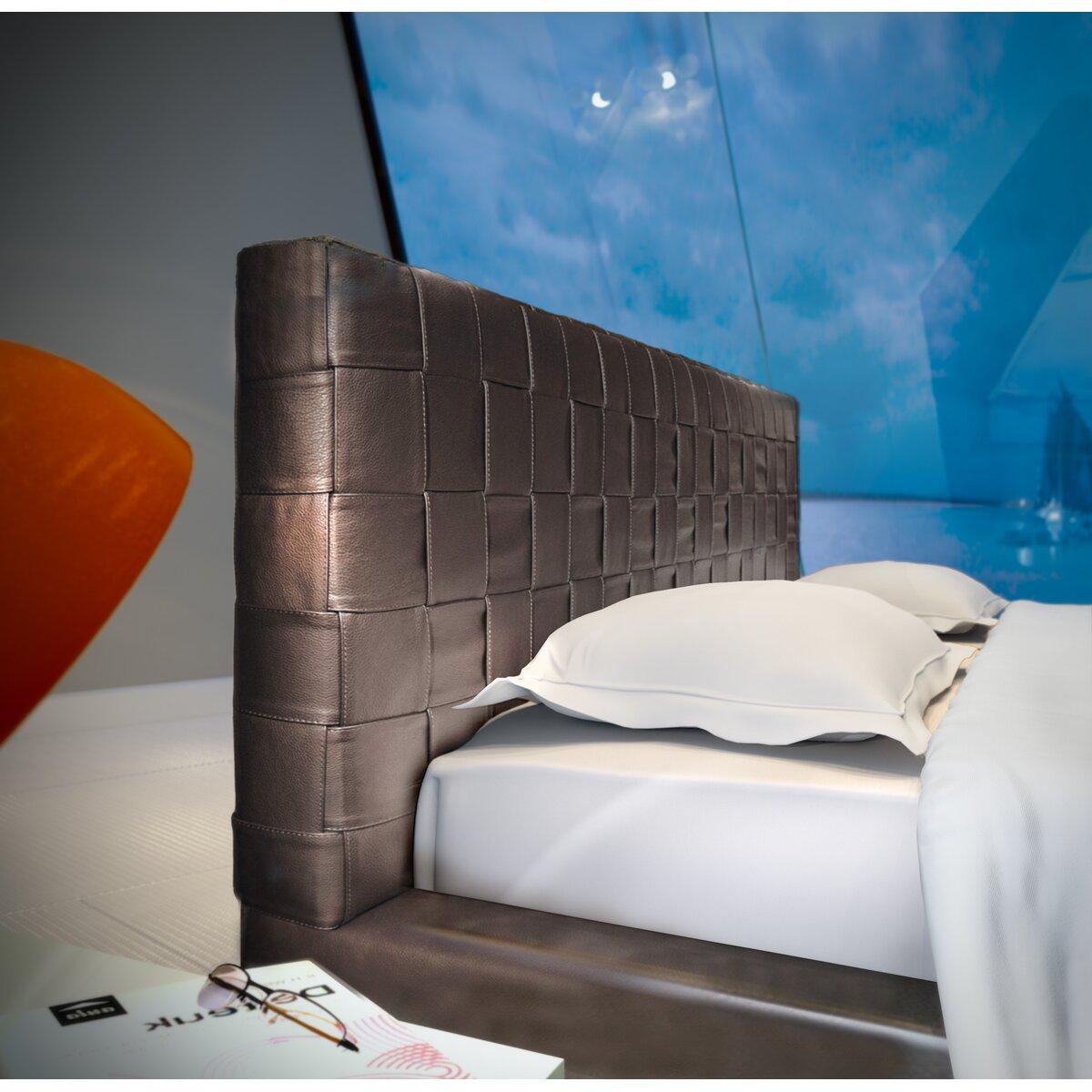 Platform Bedroom Modloft Madison Upholstered Platform Bed Reviews Wayfair