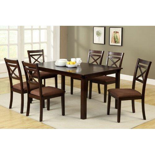 Hokku designs 7 piece dining set reviews for Hokku designs dining room furniture