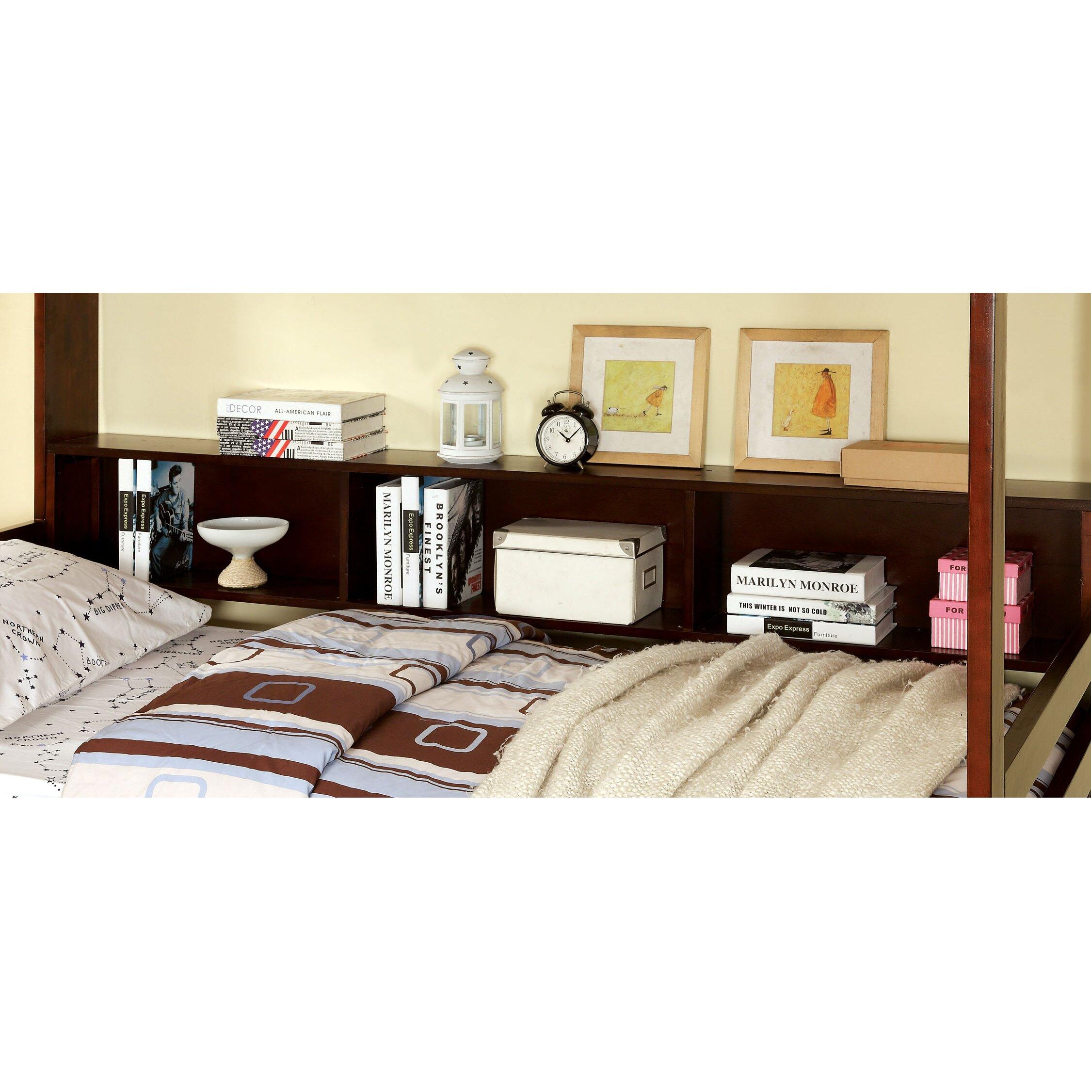 Marilyn Monroe Bedroom Furniture Hokku Designs Margerie Twin Bunk Bed Reviews Wayfair