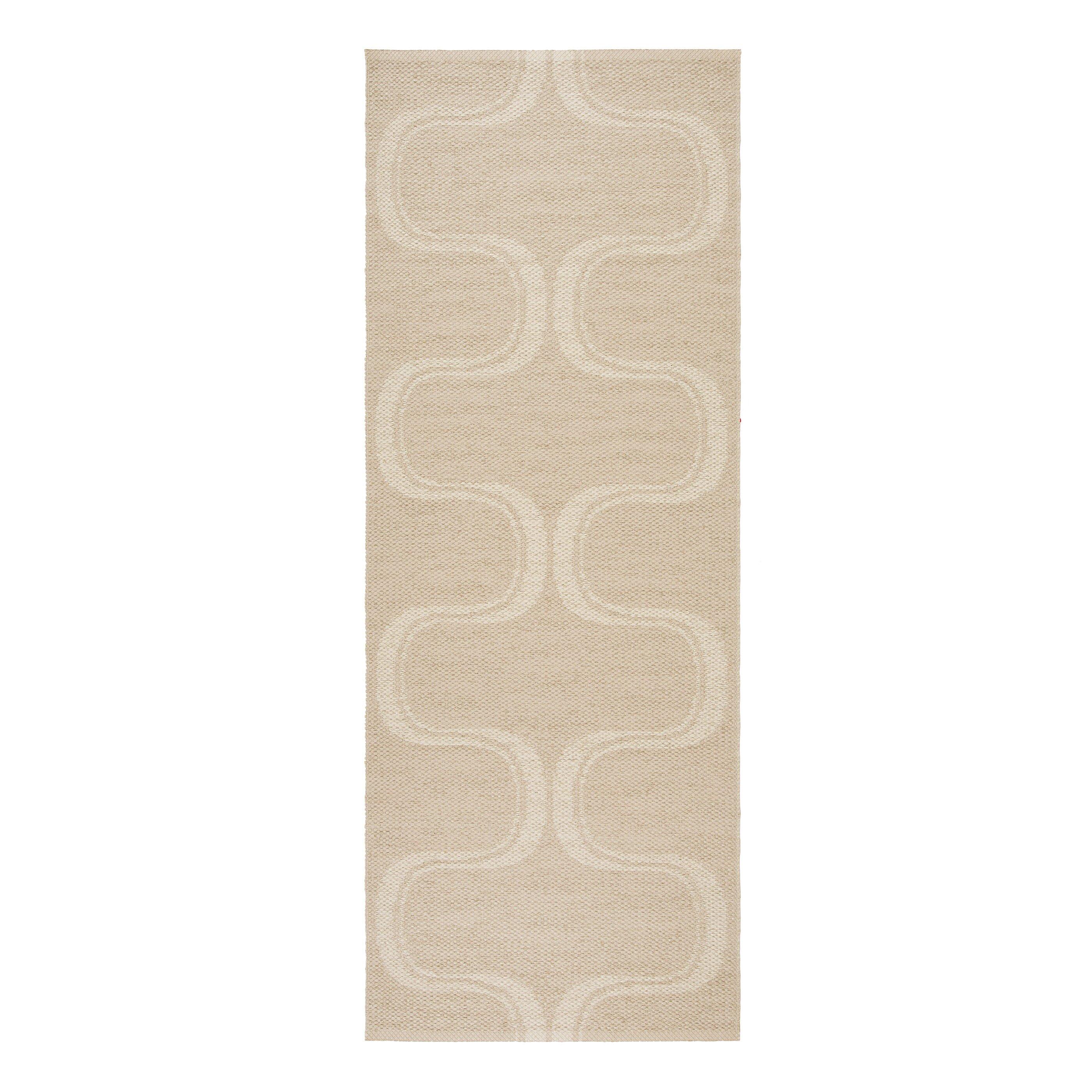 Swedy waves beige indoor outdoor area rug for Indoor outdoor rugs uk