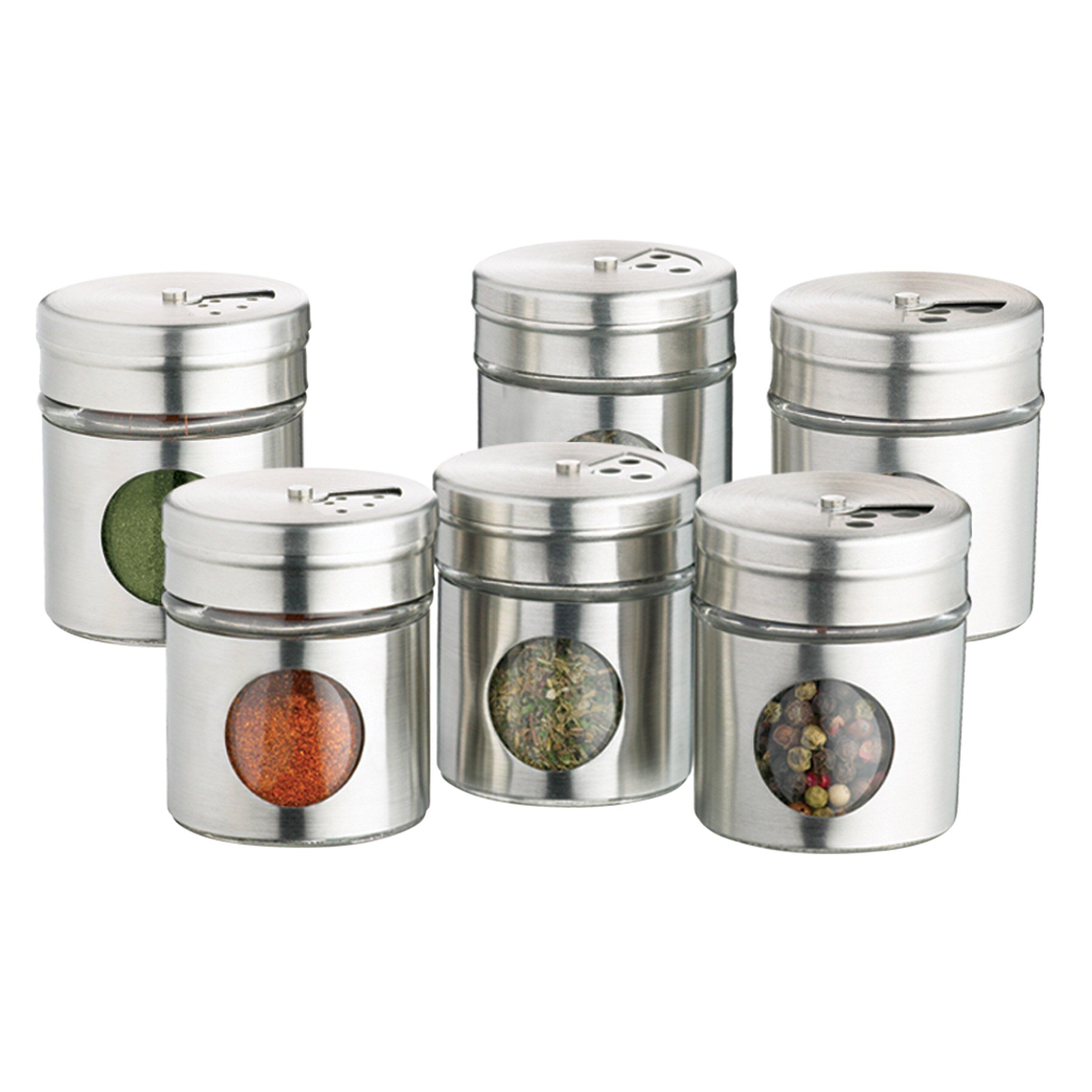 Kitchen Craft Kitchen Craft Home Made Spice Jar Reviews Wayfaircouk