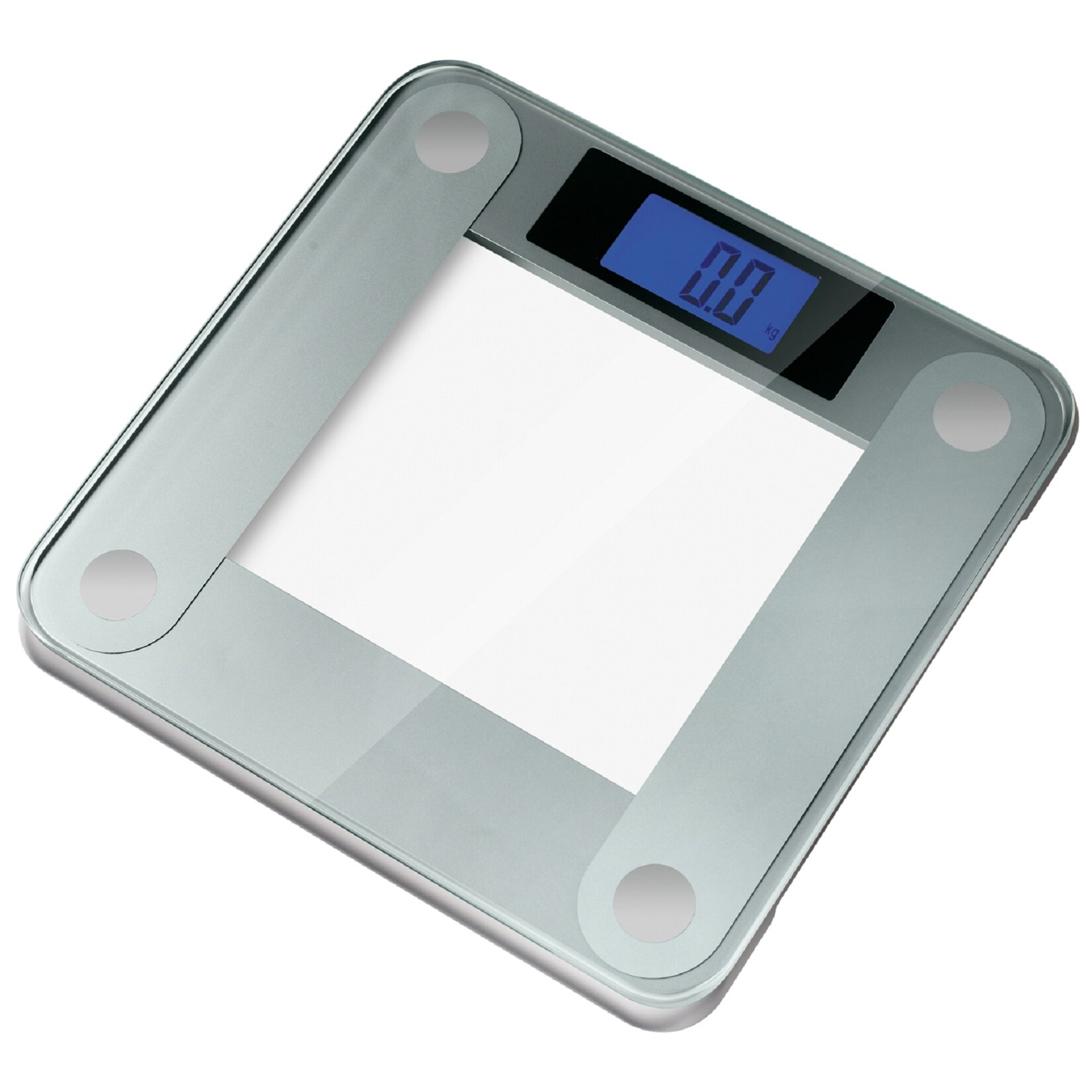 ozeri precision ii digital bathroom scale  lbs capacity, with, Bathroom decor