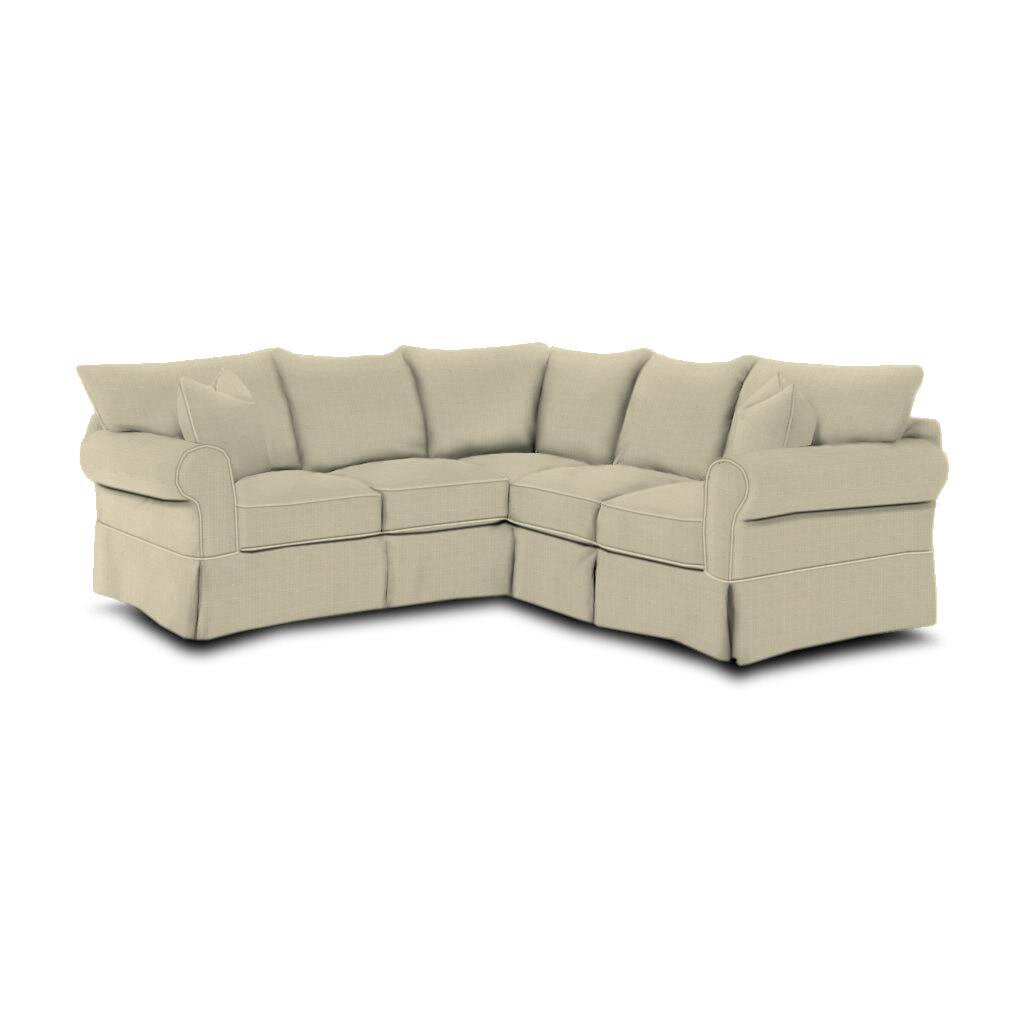 Wayfair Custom Upholstery Felicity Sectional Amp Reviews