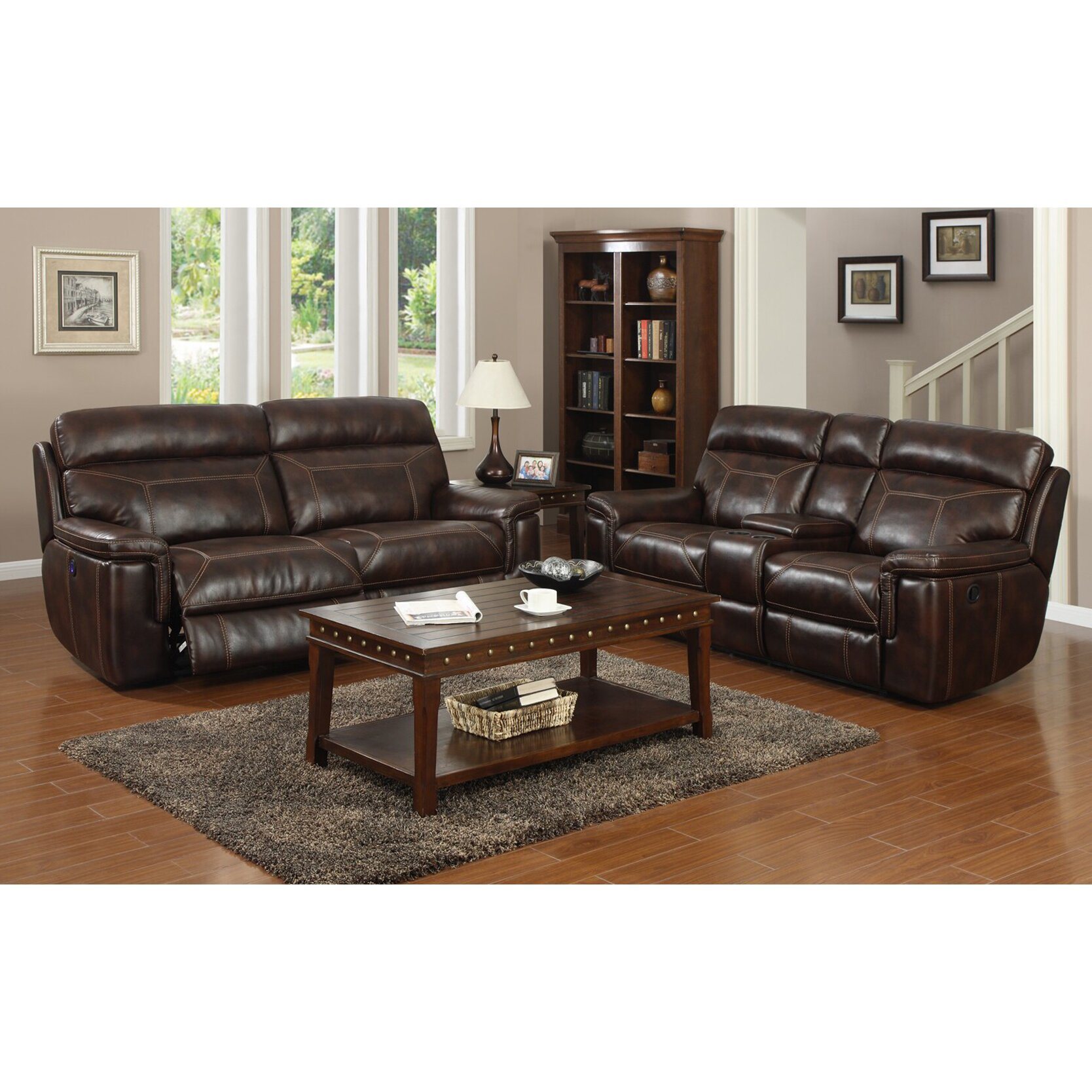 E Motion Furniture Jonathan Living Room Collection Reviews