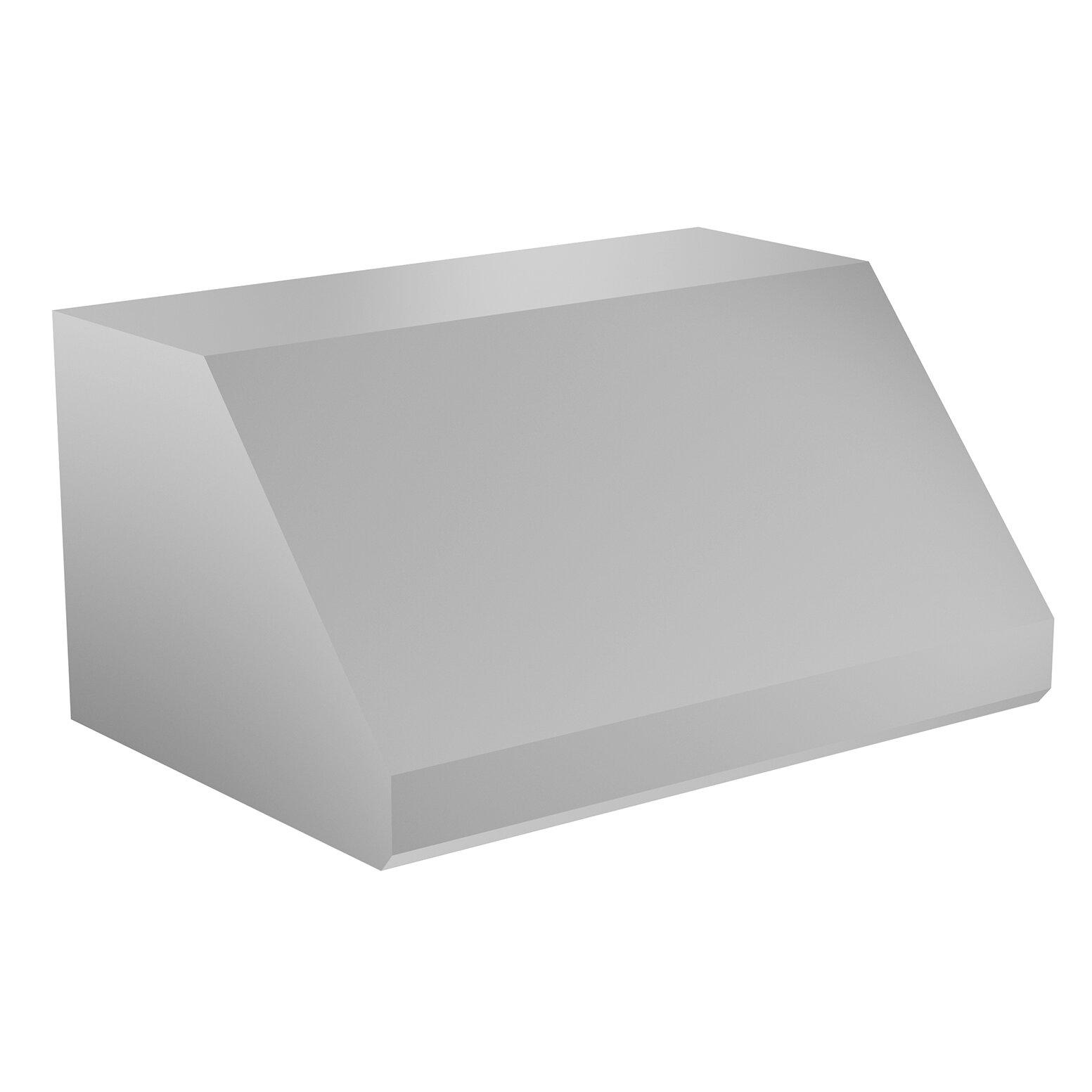 30 Under Cabinet Range Hood Zline 30 1200 Cfm Ducted Under Cabinet Range Hood Reviews Wayfair