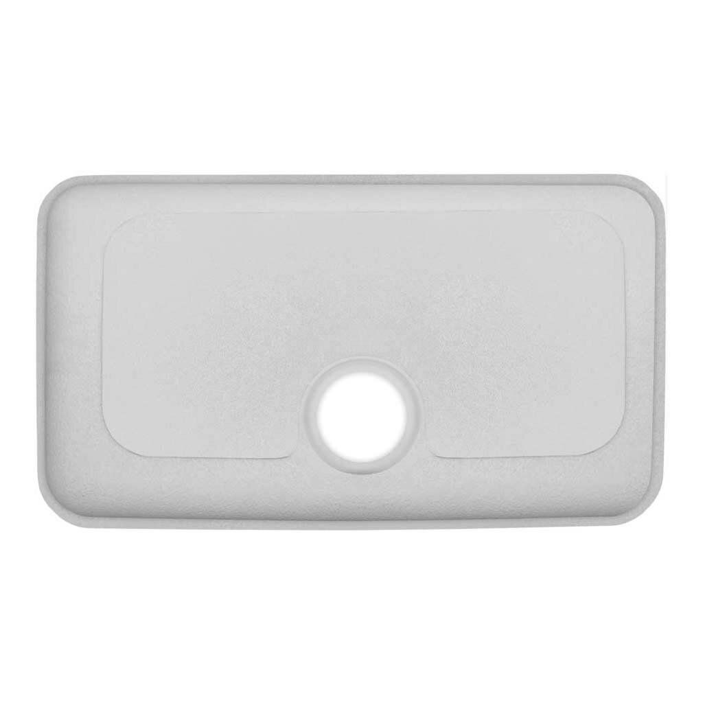 White Kitchen Sink Undermount Lesscare 30 X 18 Undermount Single Bowl Kitchen Sink Reviews