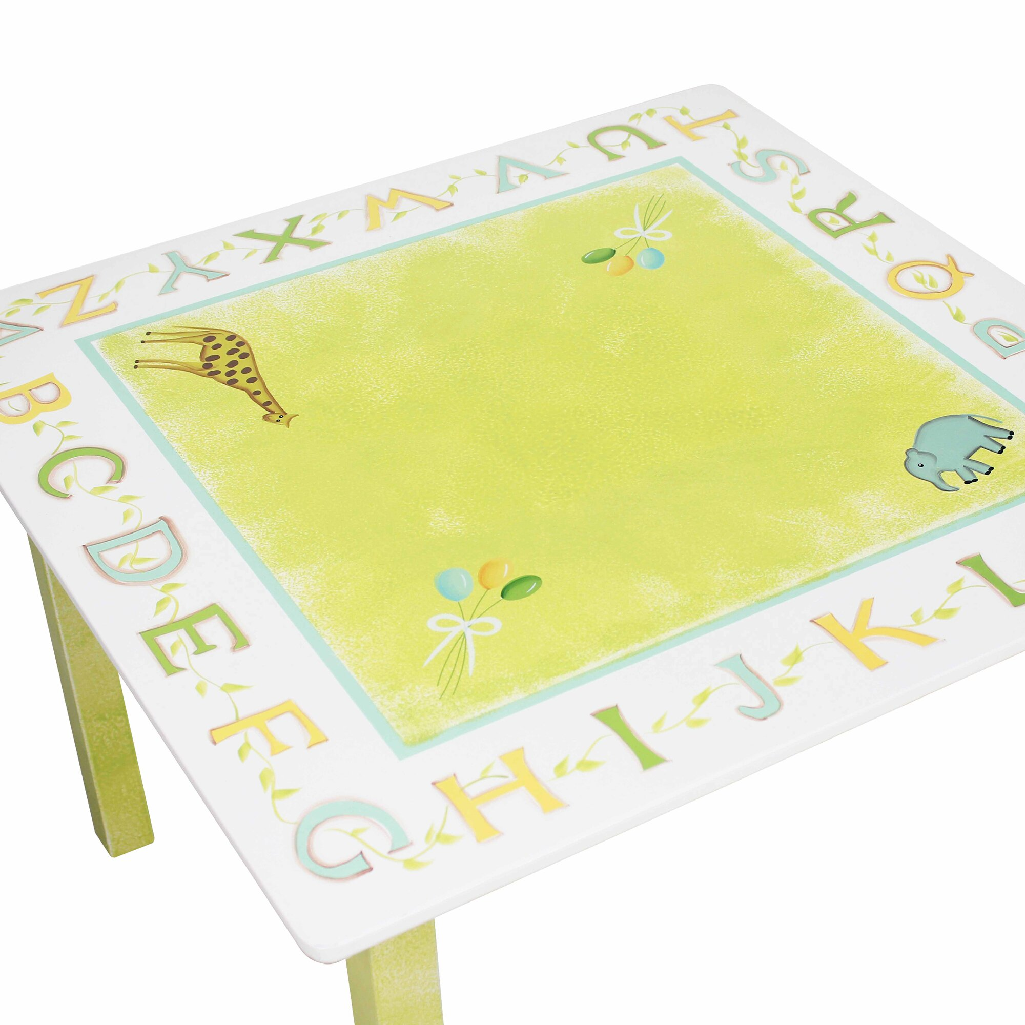 kids writing table This cottage cove student writing desk by oxford baby & kids provides a great  play and homework space for your child the desk has two drawers for.
