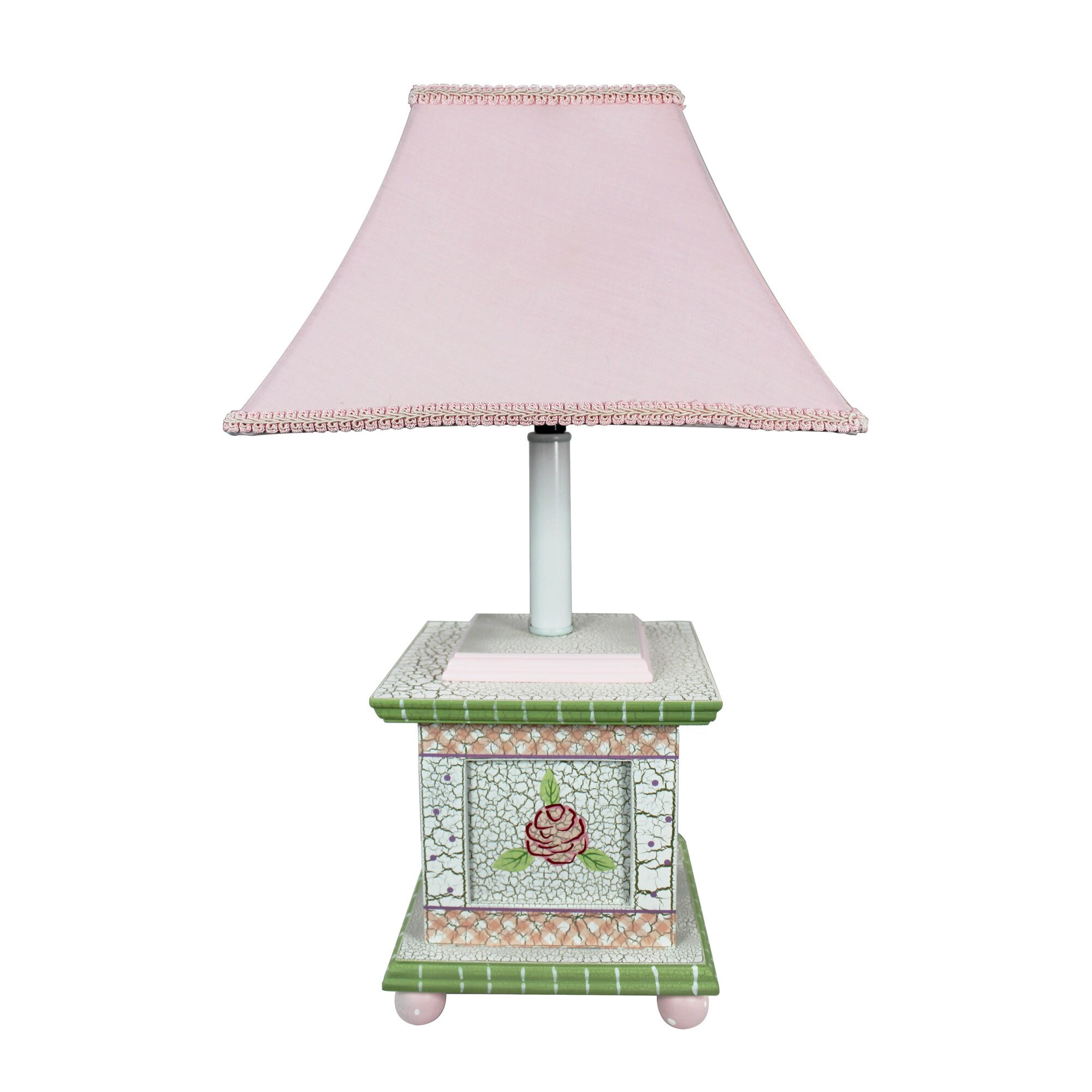 Lava lamp near me - Fantasy Fields Crackled Rose 21 Quot Table Lamp