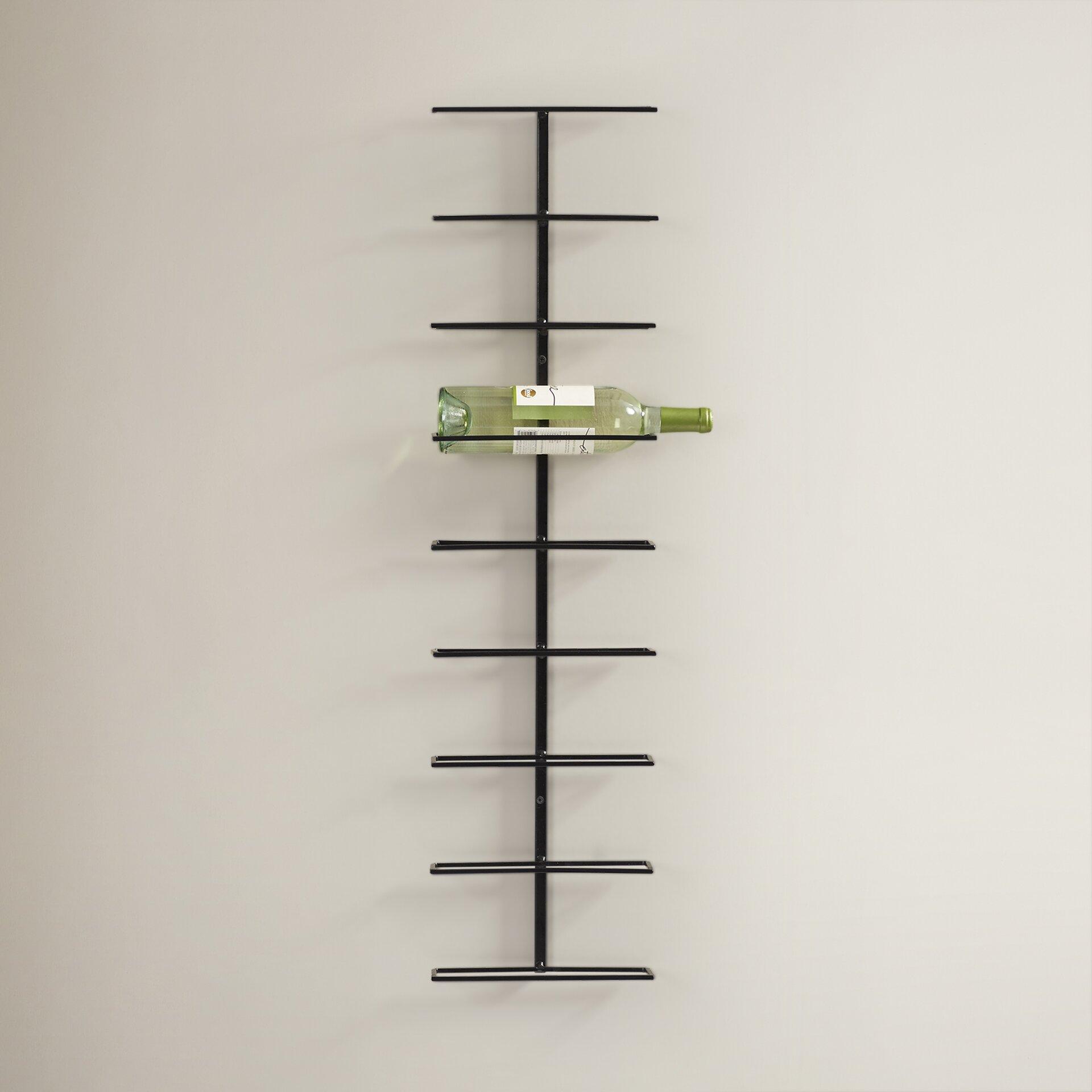 Metal Wine Racks Wall Mounted wall mounted wine rack. 10pcslot stainless steel wine rack bar