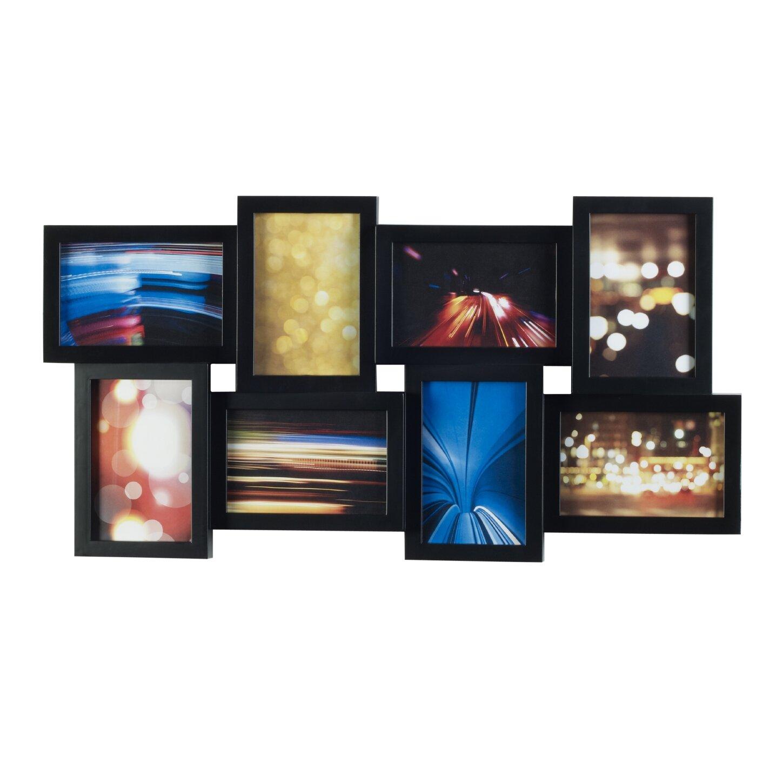 zipcode design jolene 8 opening collage picture frame
