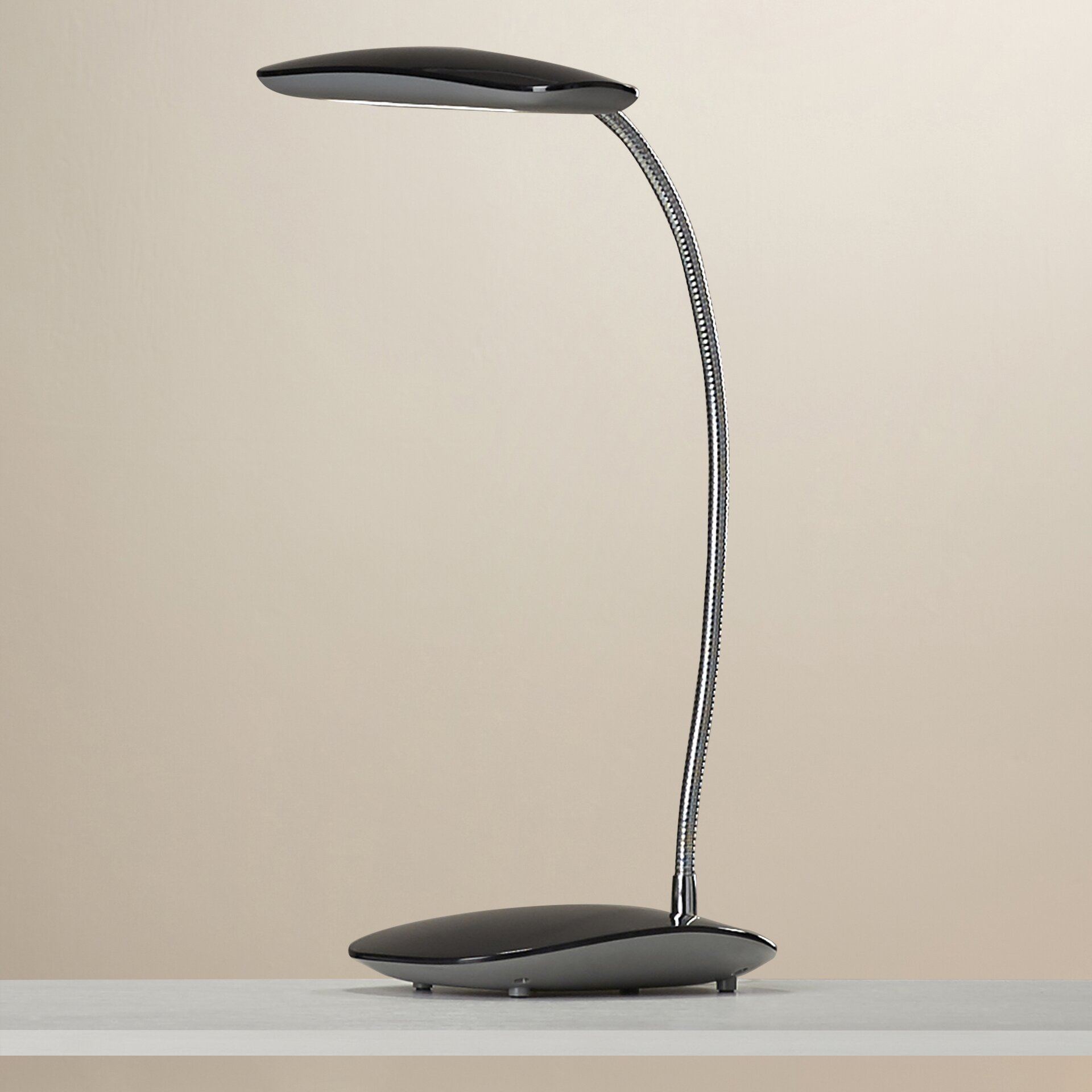 Table lamp touch - Zipcode Trade Design Jacob Touch Activated Led 12 5 Quot Table Lamp Zipcode Trade