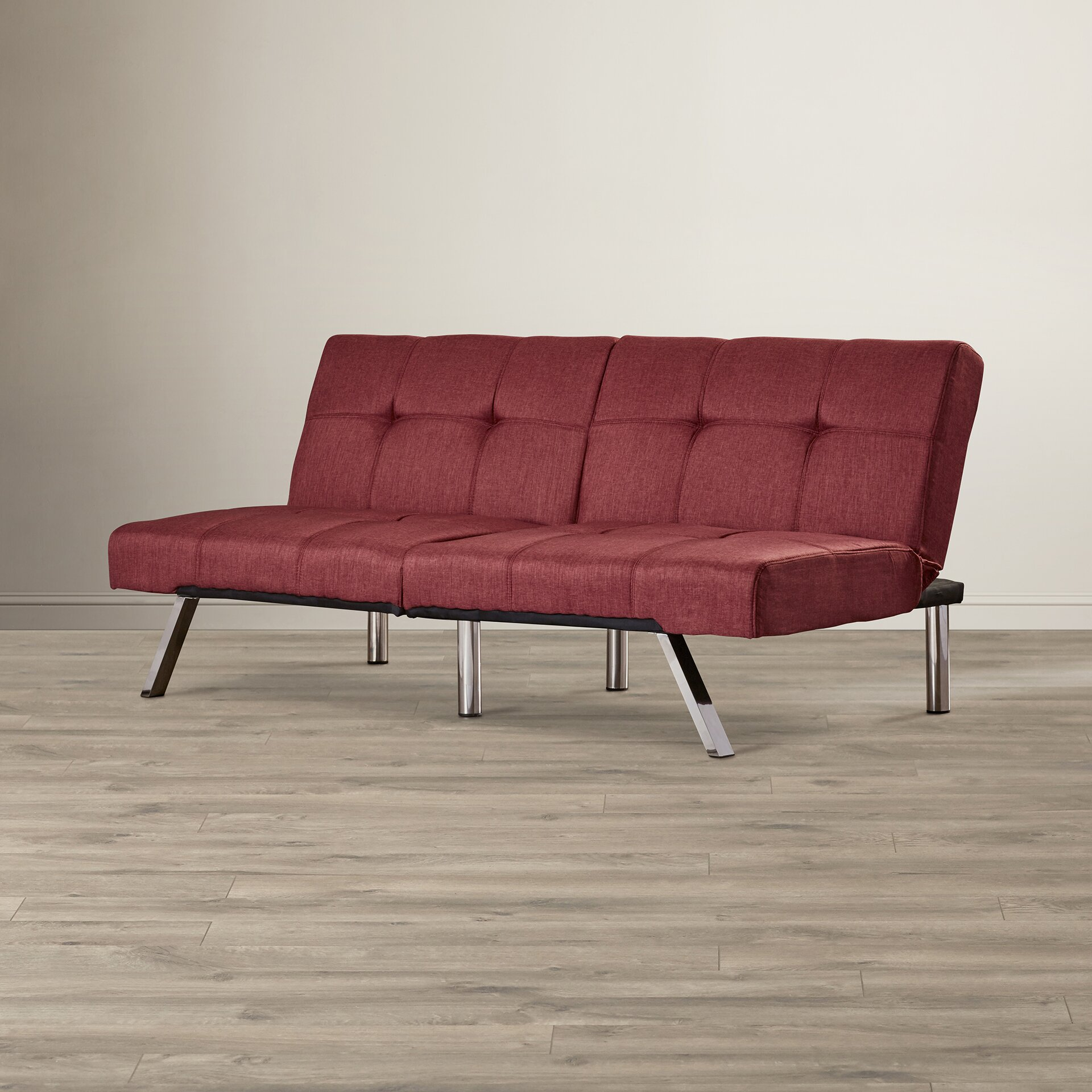 Zipcode Design Piper Upholstered Convertible Sofa