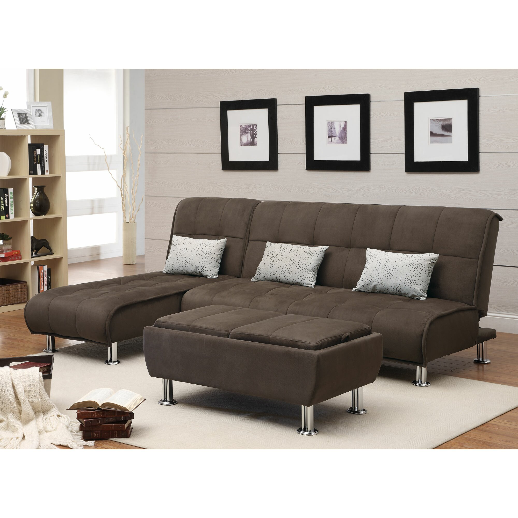 Sleeper sofa living room collection