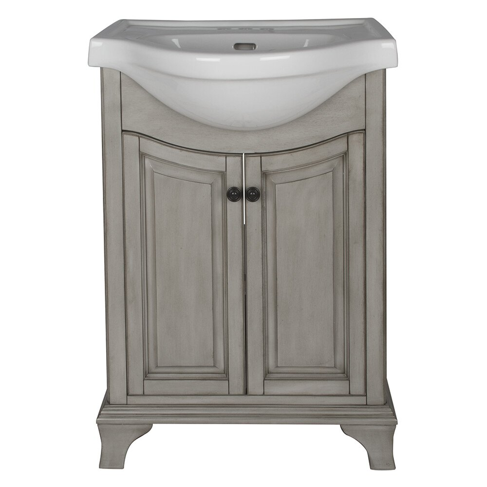 hazelwood home corsicana 2575 bathroom vanity set
