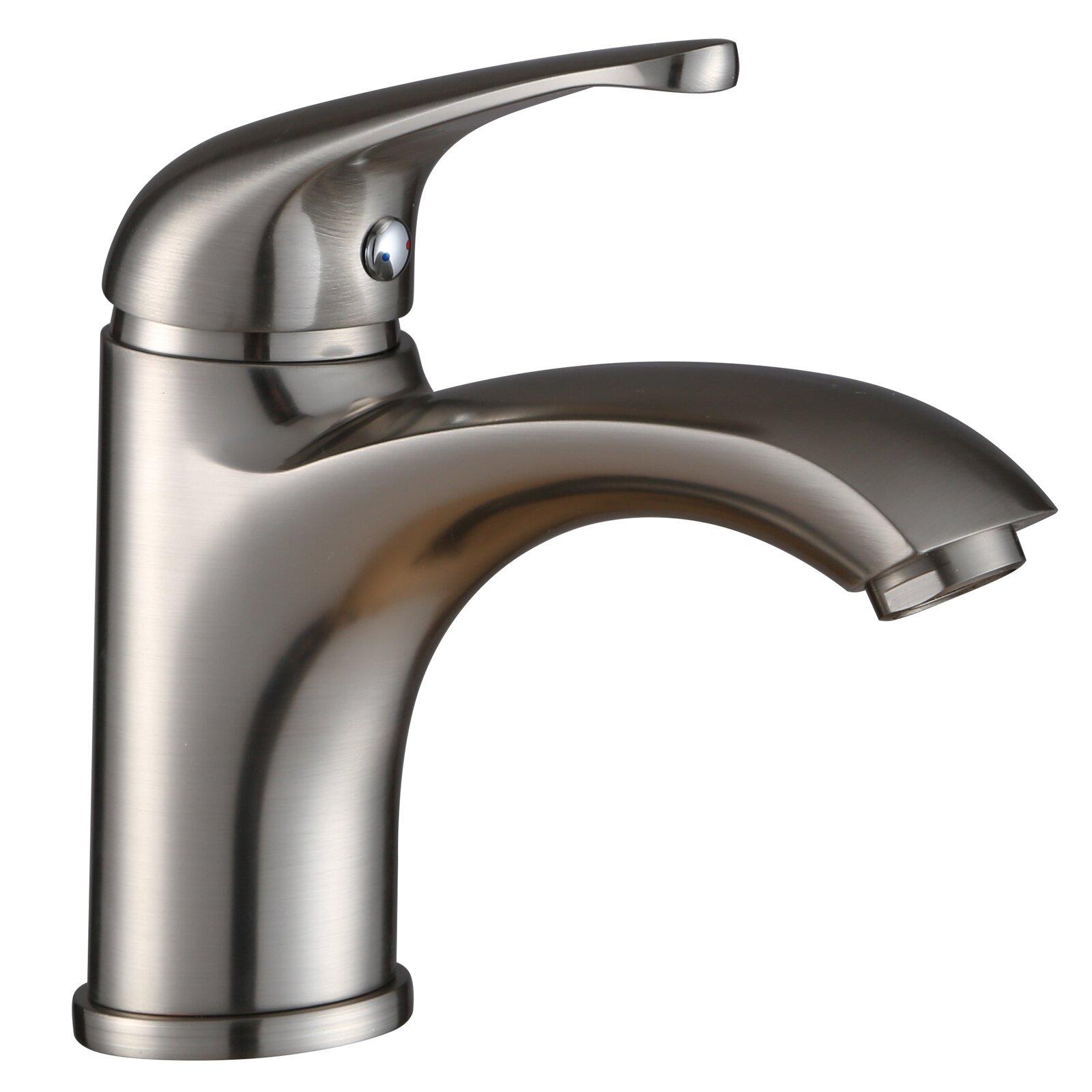 single handle bathroom faucet   My Web Value