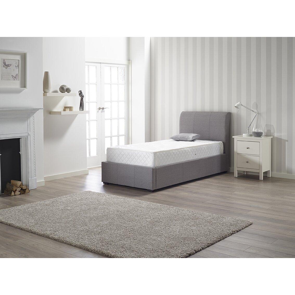 Ottoman Bedroom Dcor Design Venice Upholstered Ottoman Bed Reviews Wayfaircouk