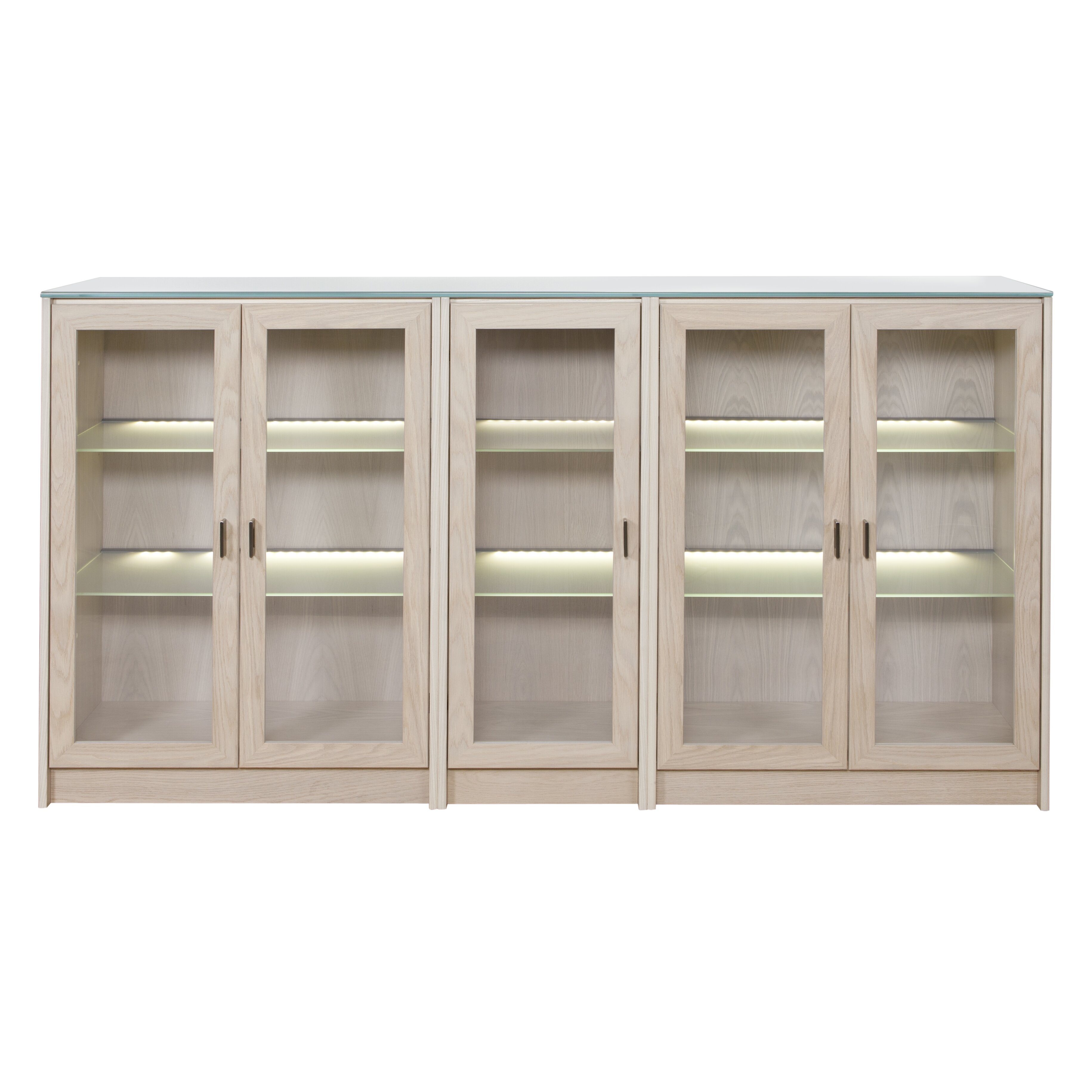 Dcor design regal 5 door sideboard for Sideboard regal