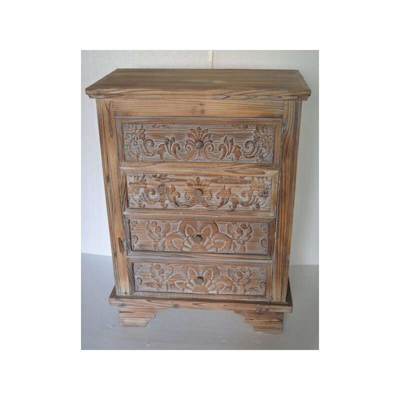 Dcor design chest of drawers wayfair uk - Decorating a chest of drawers ...