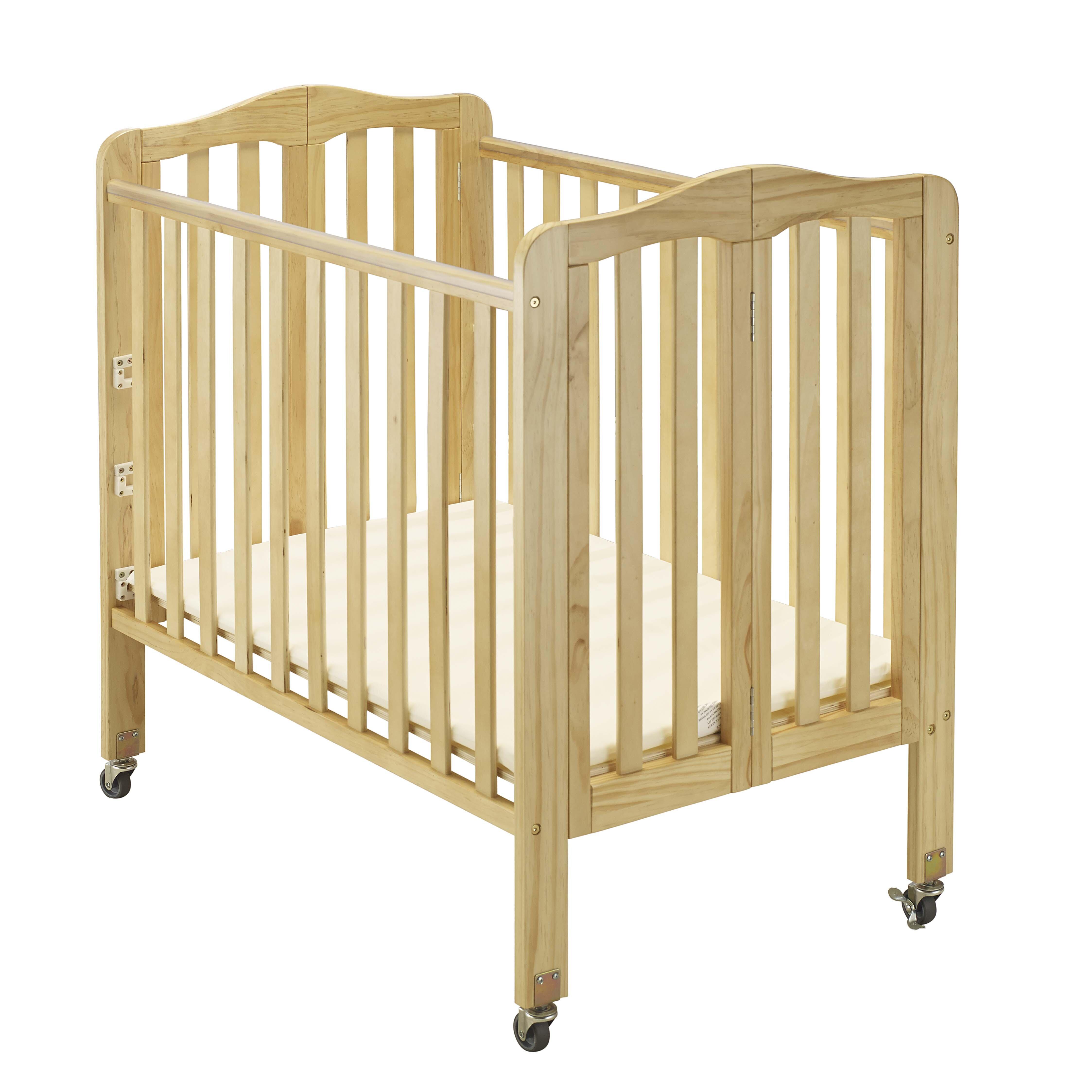 Baby bed portable - Baby Time International Inc Big Oshi Angela 3 Position Portable Crib