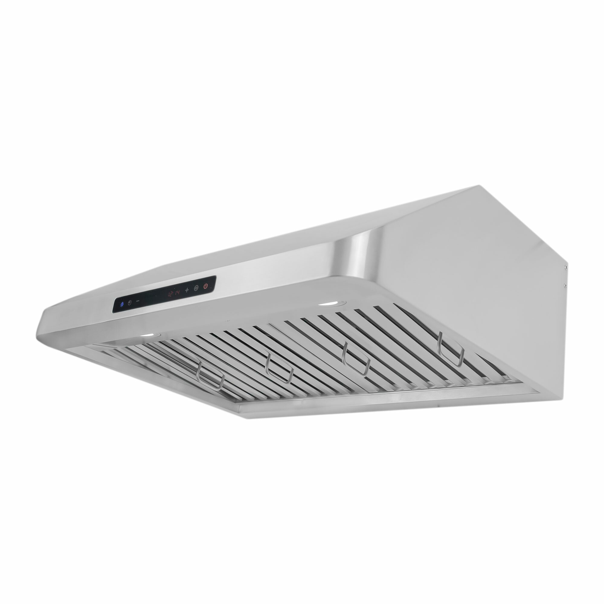 Ancona Slim 30 Under Cabinet Range Hood Installation - Monsterlune