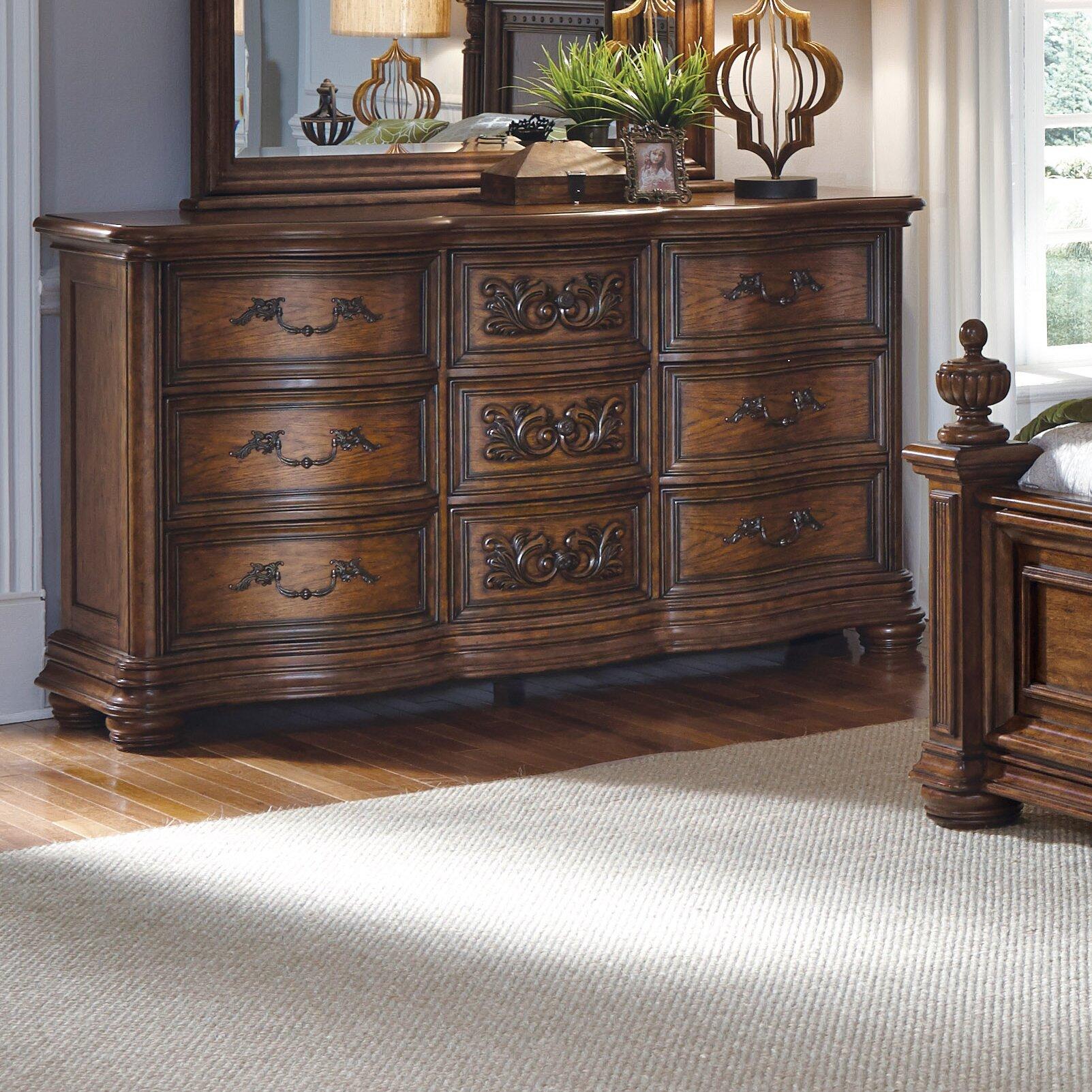 Pulaski Furniture Bedroom Sets Pulaski Cheswick Four Poster Customizable Bedroom Set Reviews