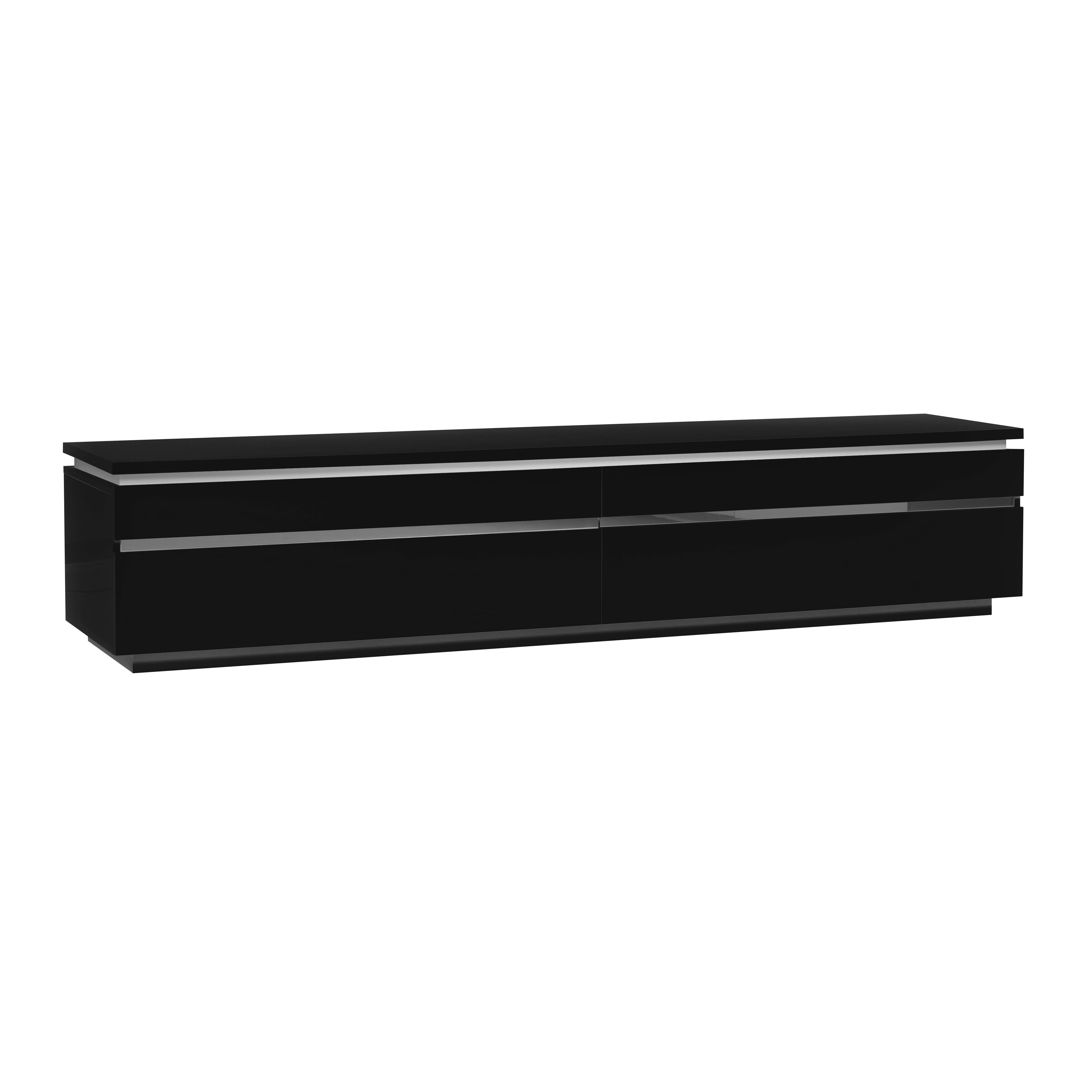Urban designs summerside tv stand for tvs up to 60 for Sideboard 80 breit