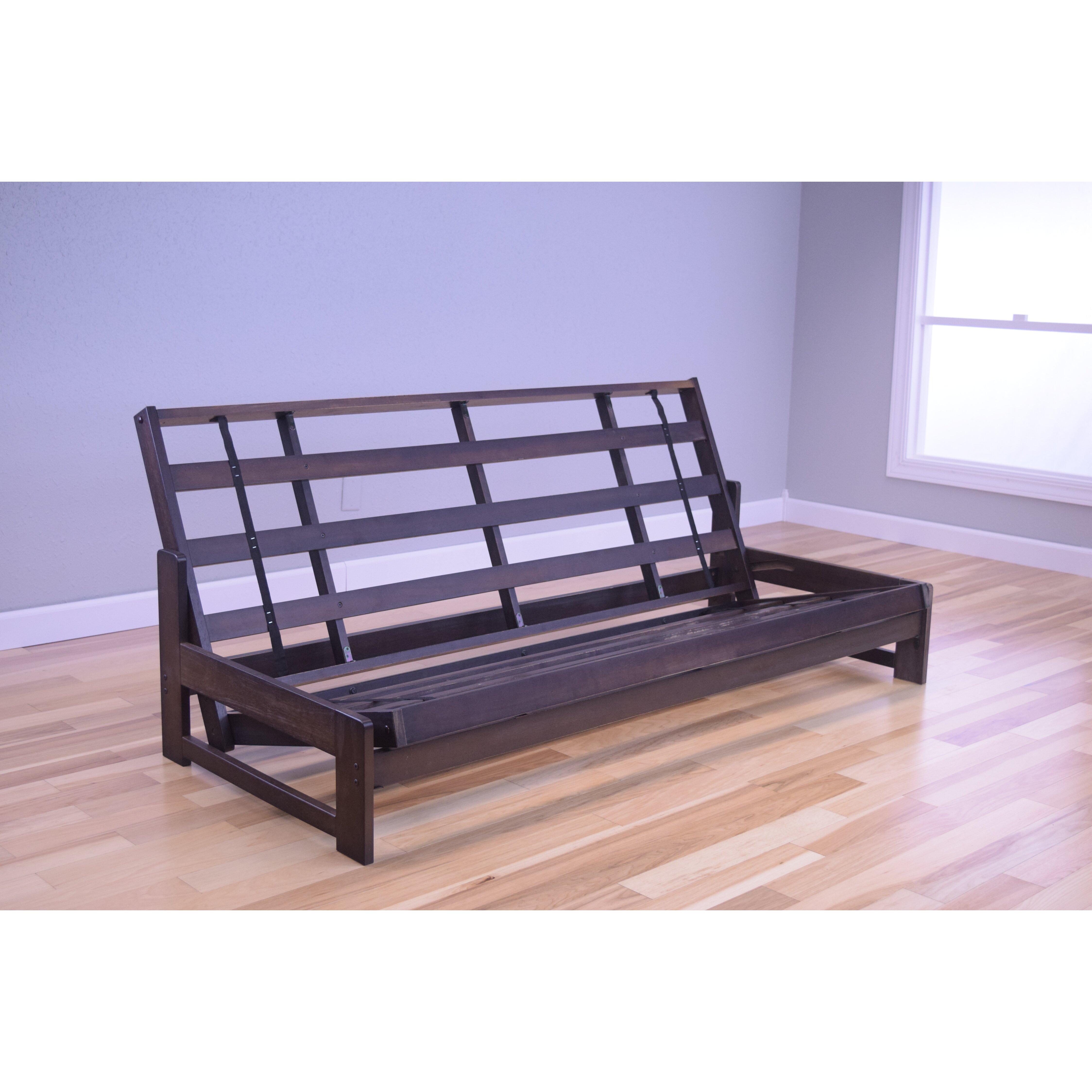 outdoor futon frame