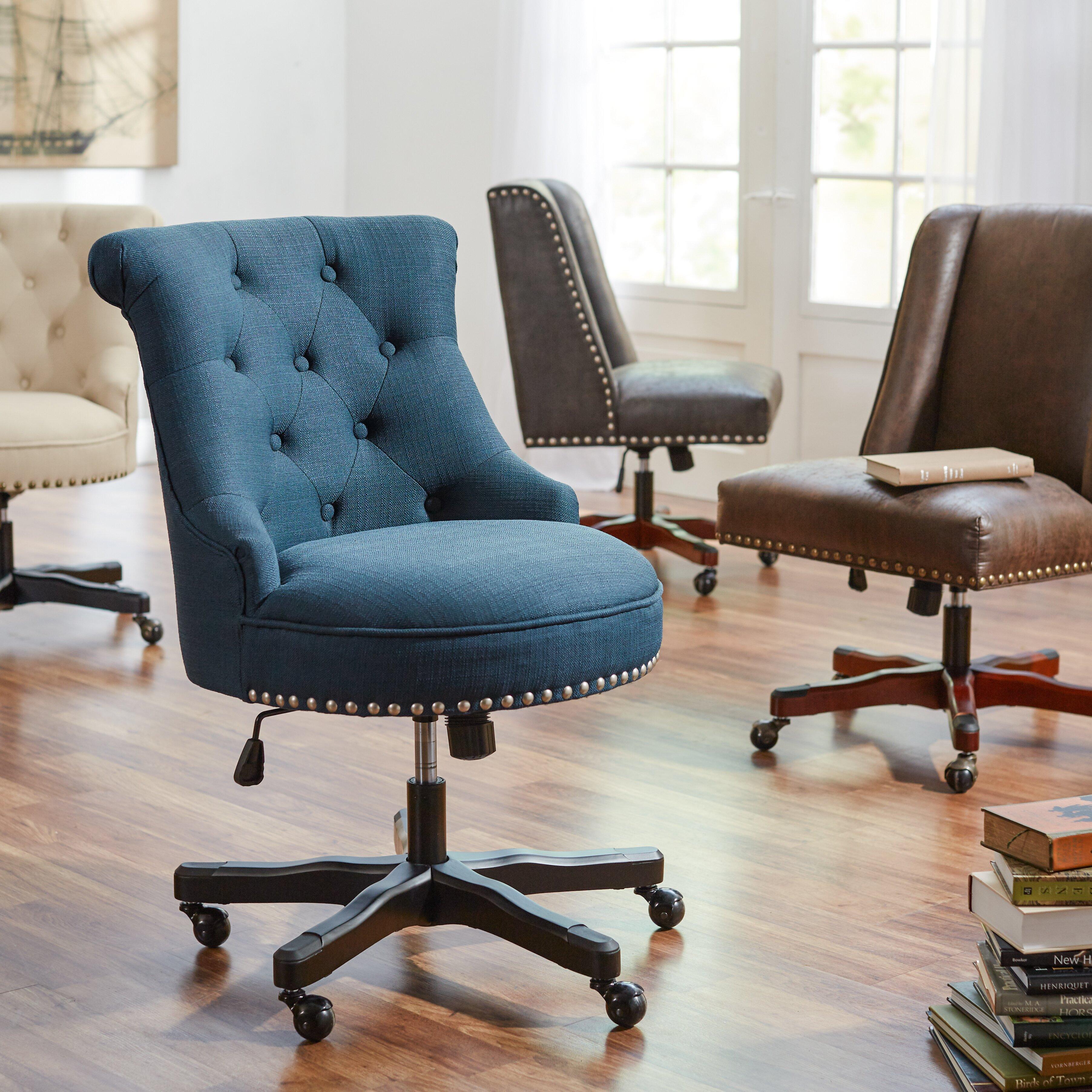 Three Posts Eckard Desk Chair Amp Reviews Wayfair