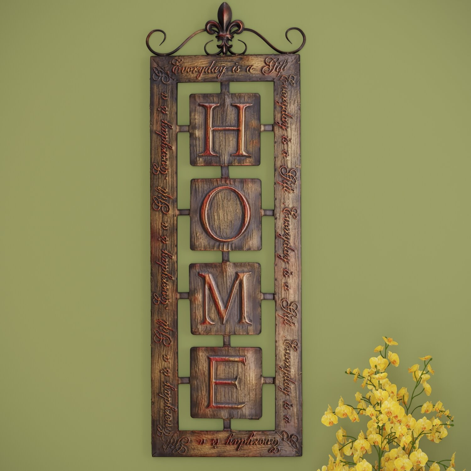 Wall Decor For Home Nixon Metal Home Wall Dccor Reviews Birch Lane