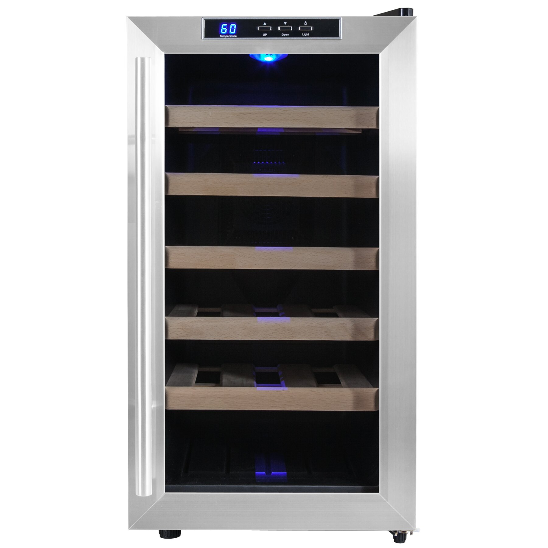 Cabinet With Wine Cooler Wine Coolers Refrigerators Youll Love Wayfair