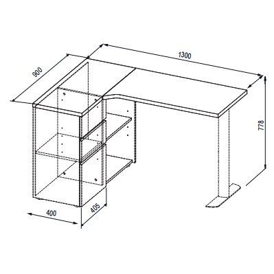 Jahnke Cuuba Libre Corner Desk JNK1472 furthermore  on living room corner lights html