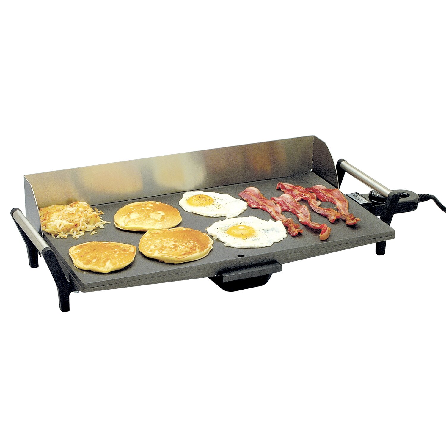 Non Stick Kitchen Appliances Broilking Professional Non Stick Griddle Reviews Wayfair