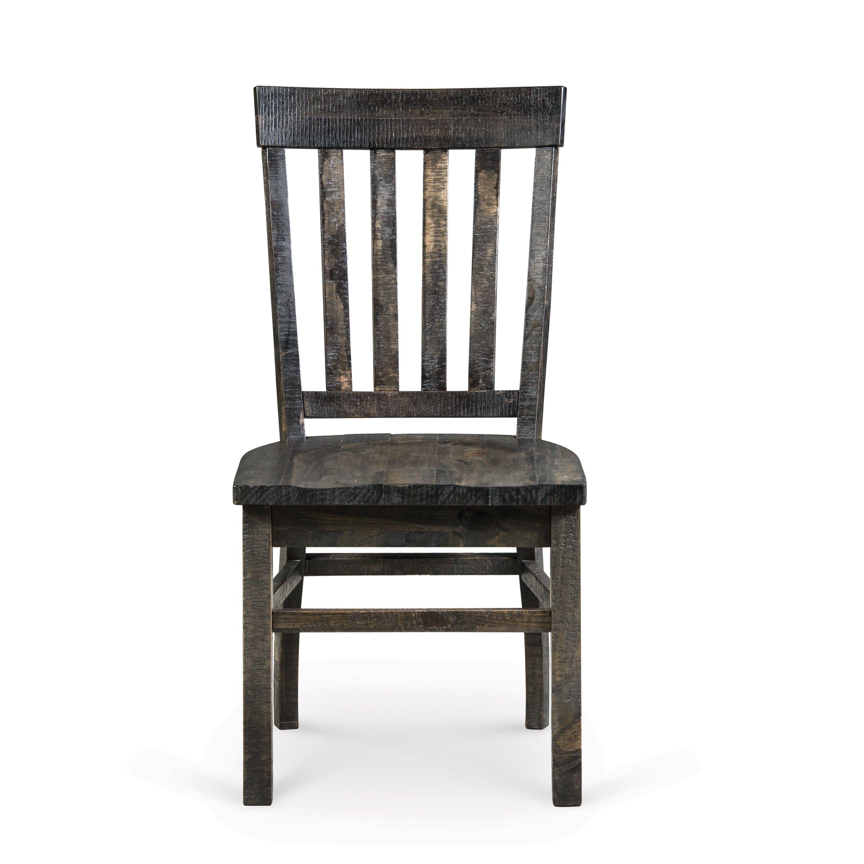 magnussen bellamy 4 piece dining set reviews wayfair. Black Bedroom Furniture Sets. Home Design Ideas