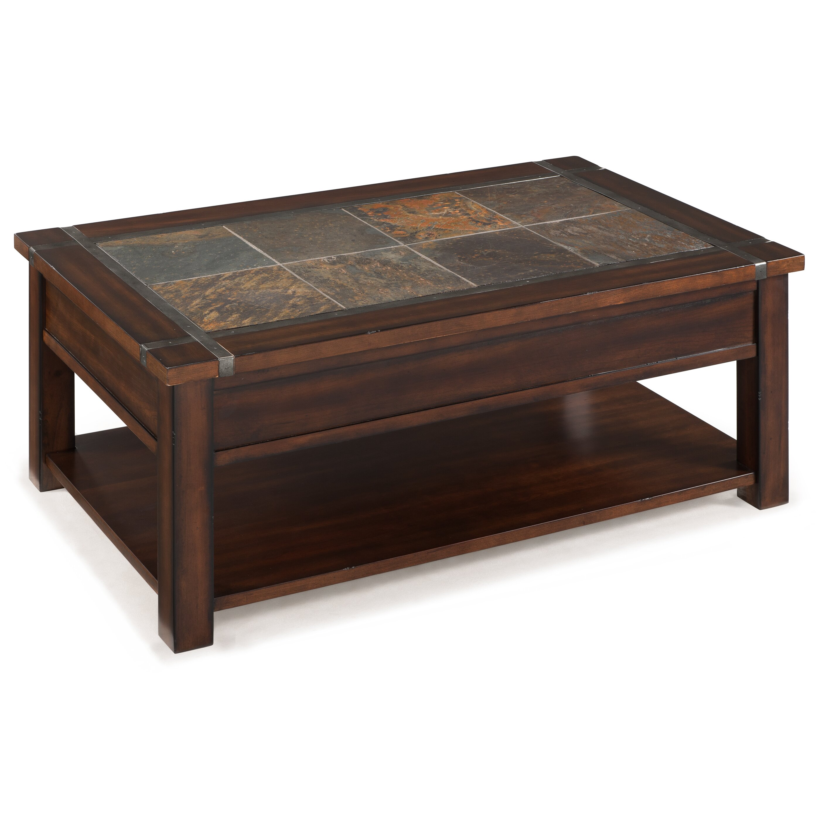 Magnussen Roanoke Coffee Table With Lift Top And Caster