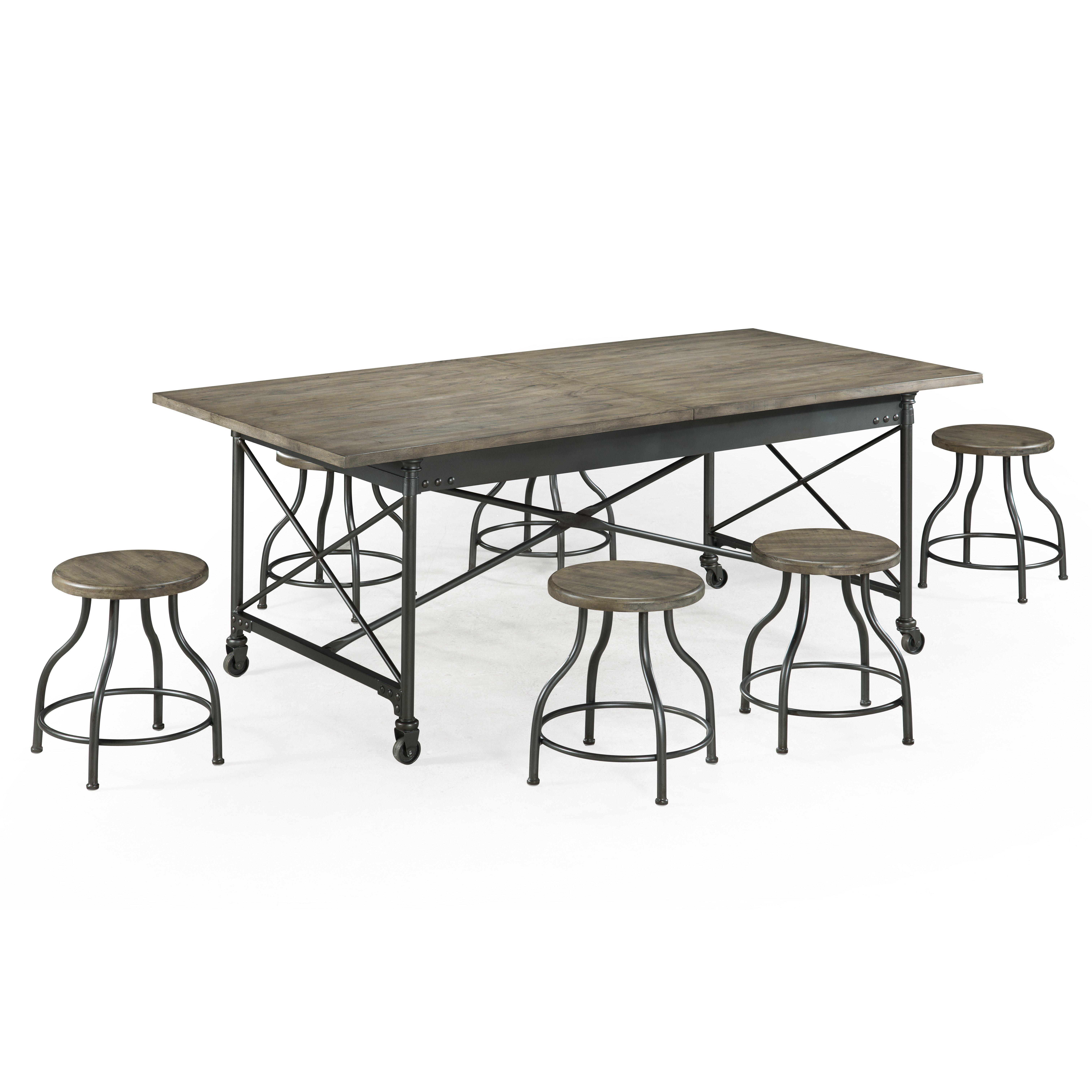 magnussen walton dining table reviews wayfair - Magnussen Dining Room Furniture