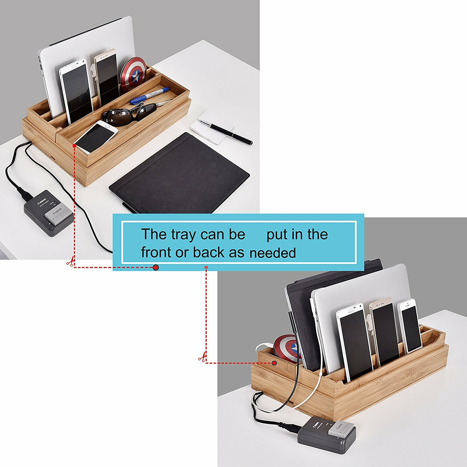 diy charging station organizer finest best ideas about charging