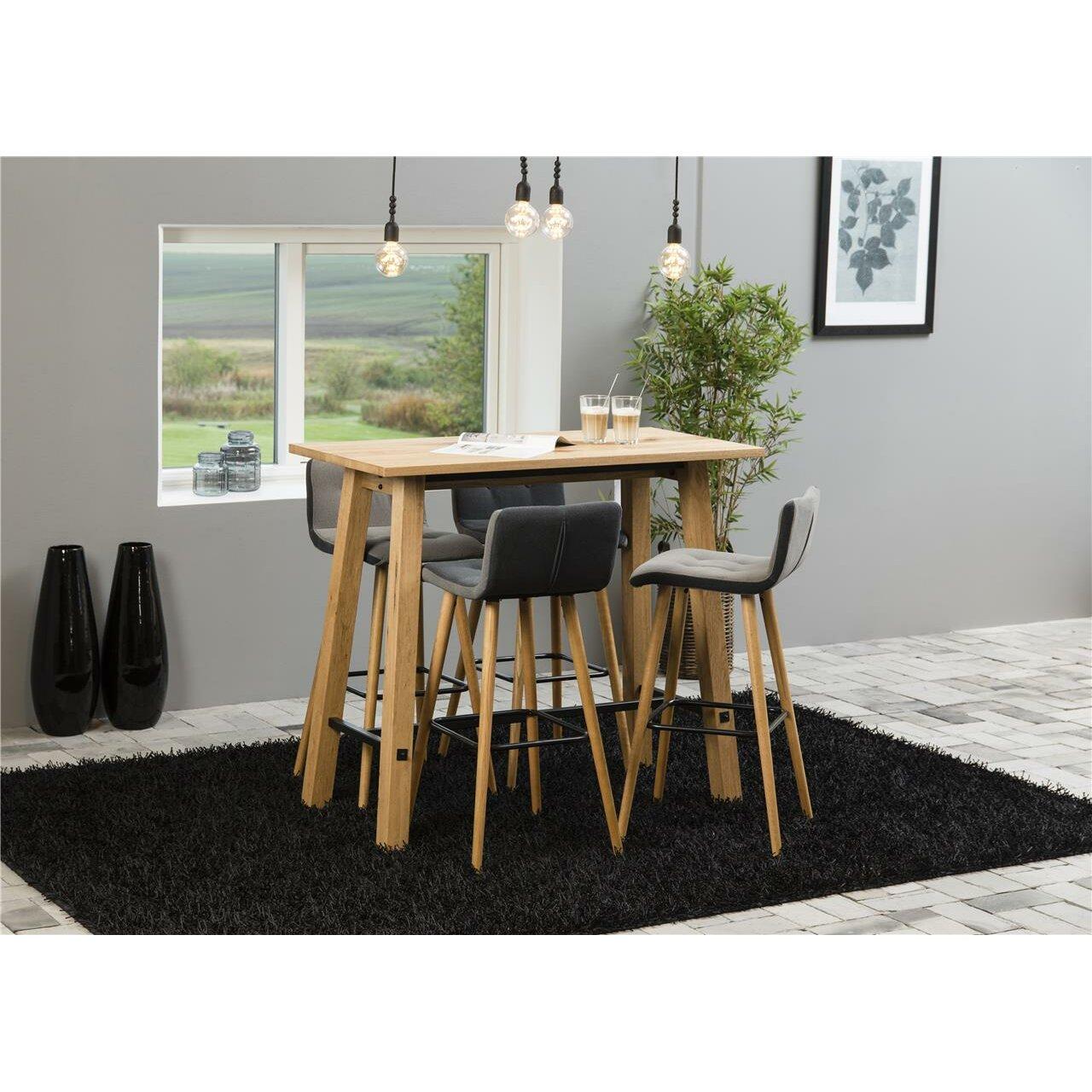 fj rde co gina bar table reviews. Black Bedroom Furniture Sets. Home Design Ideas
