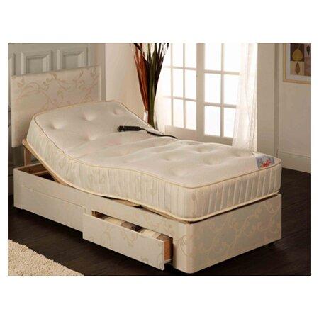 All Home Single Storage Adjustable Bed Wayfair Uk