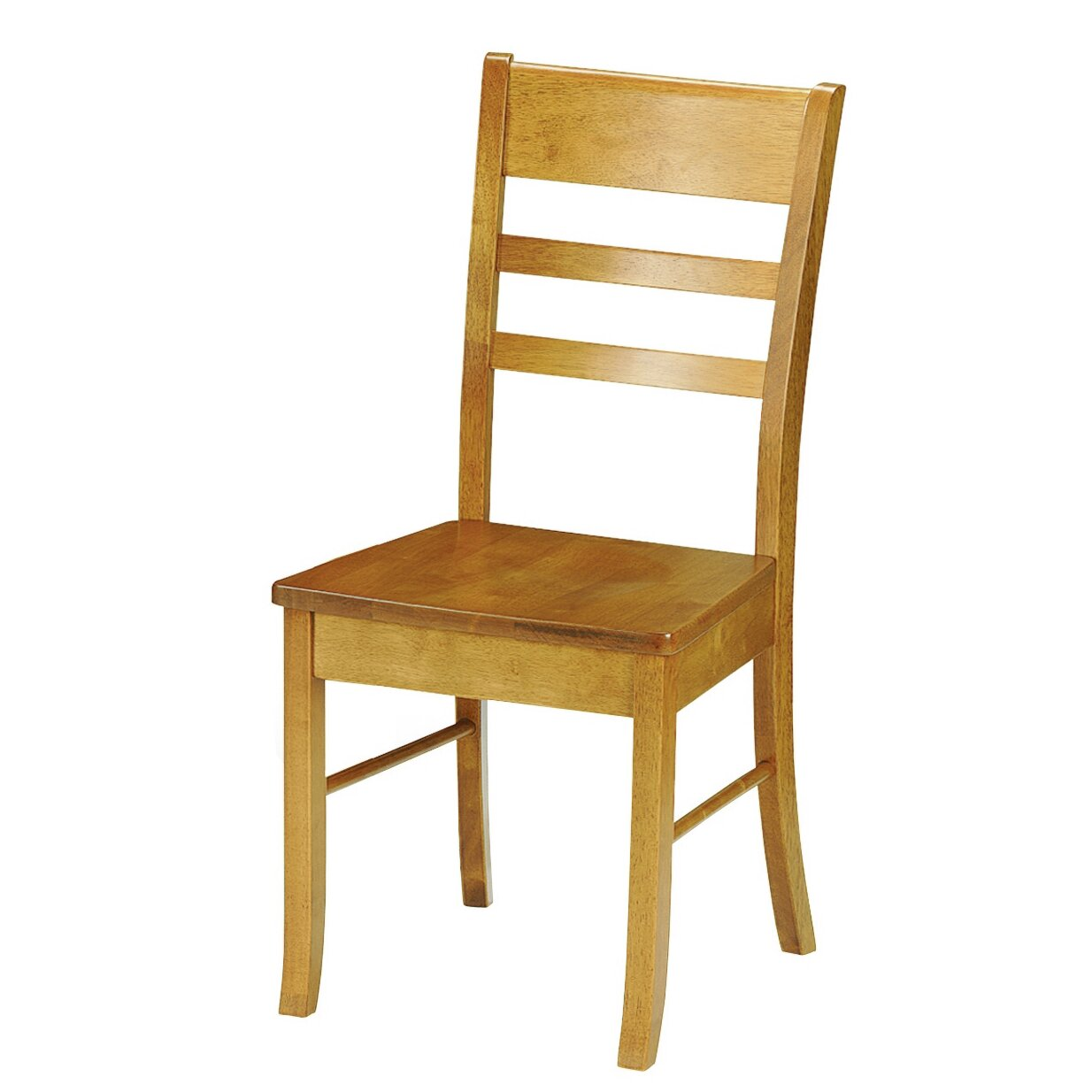 All Home Dartford Solid Pine Dining Chair & Reviews