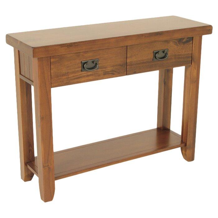 homestead living matarazz console table reviews. Black Bedroom Furniture Sets. Home Design Ideas
