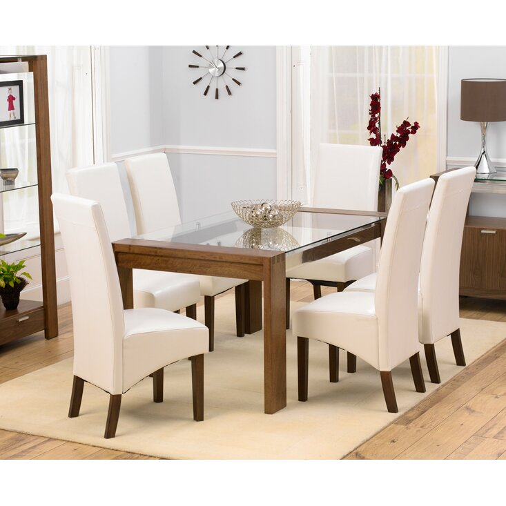 Home Etc Luca Dining Table And 6 Chairs Reviews